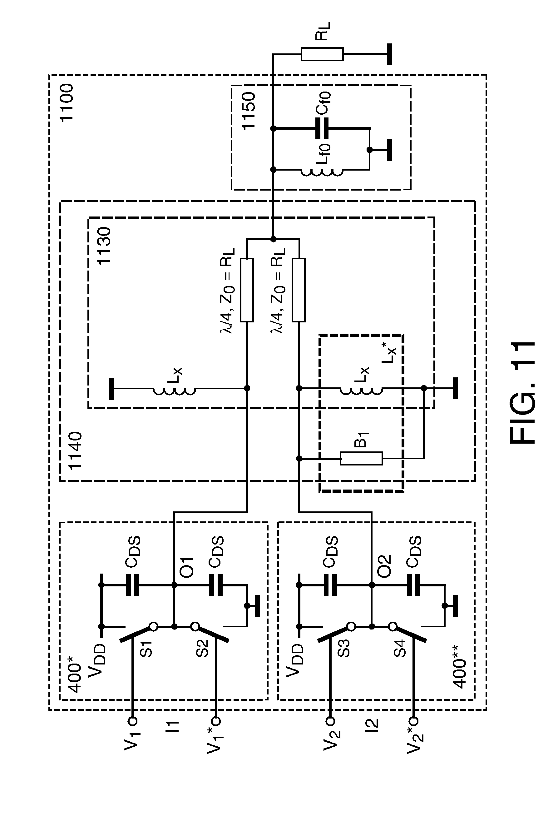 Patent Us8269555 Efficient Linear Linc Power Amplifier Google Circuit Diagram Nokia 1100 Drawing