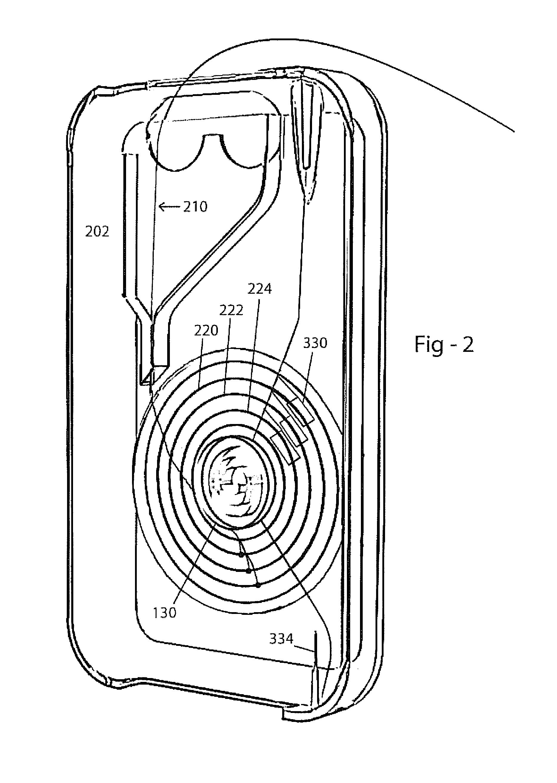 patent us8284980