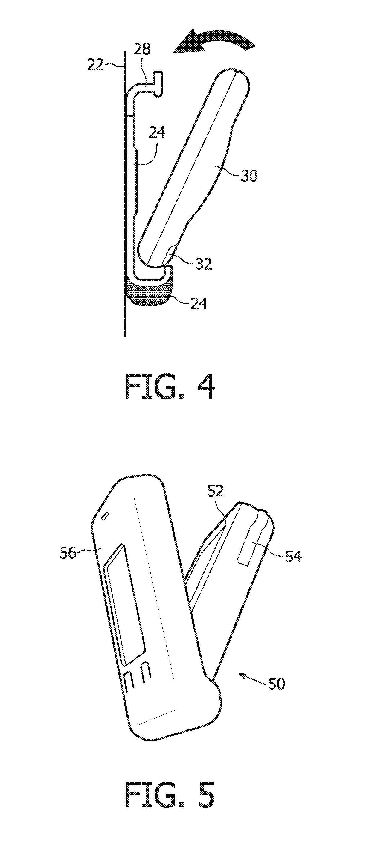 patent us8290574