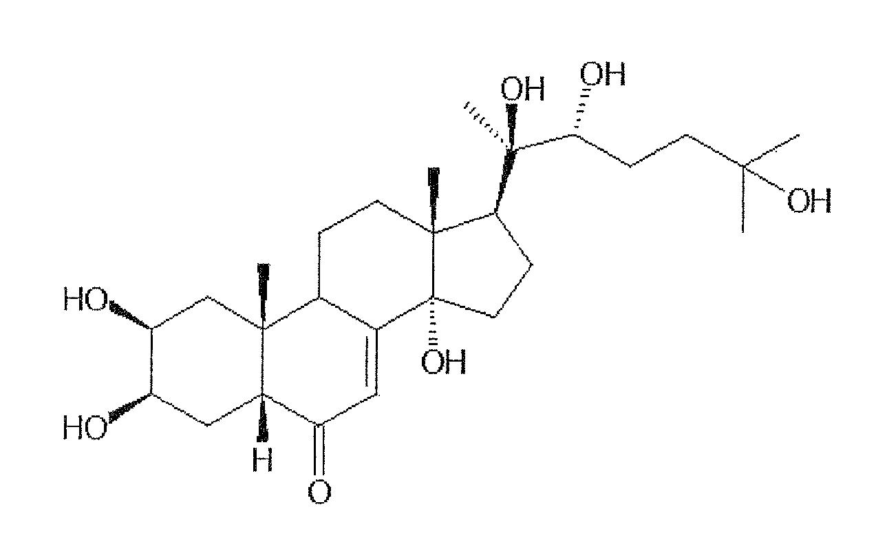 ecdysteroids chromatography