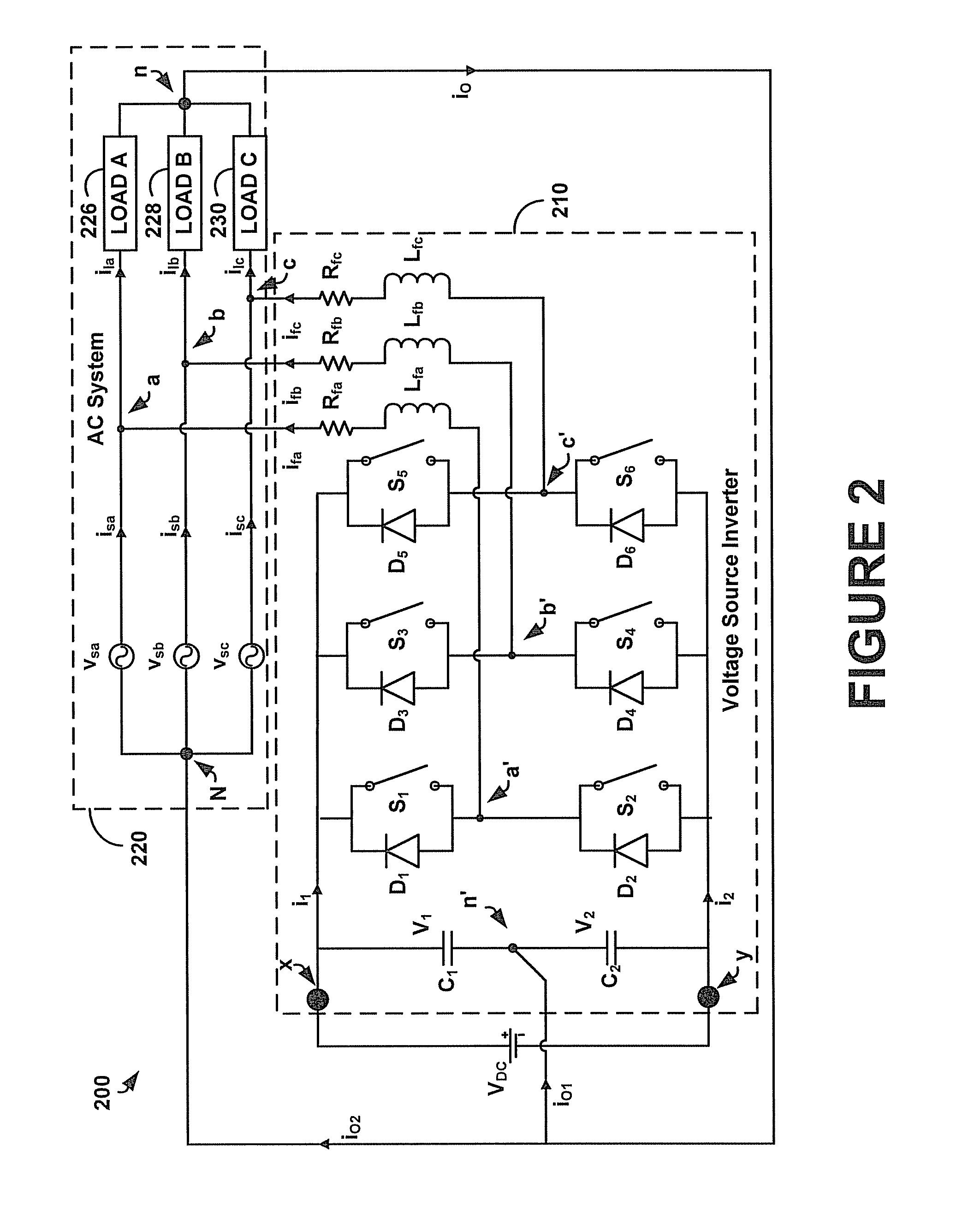 patent us8294306 - dc capacitor balancing