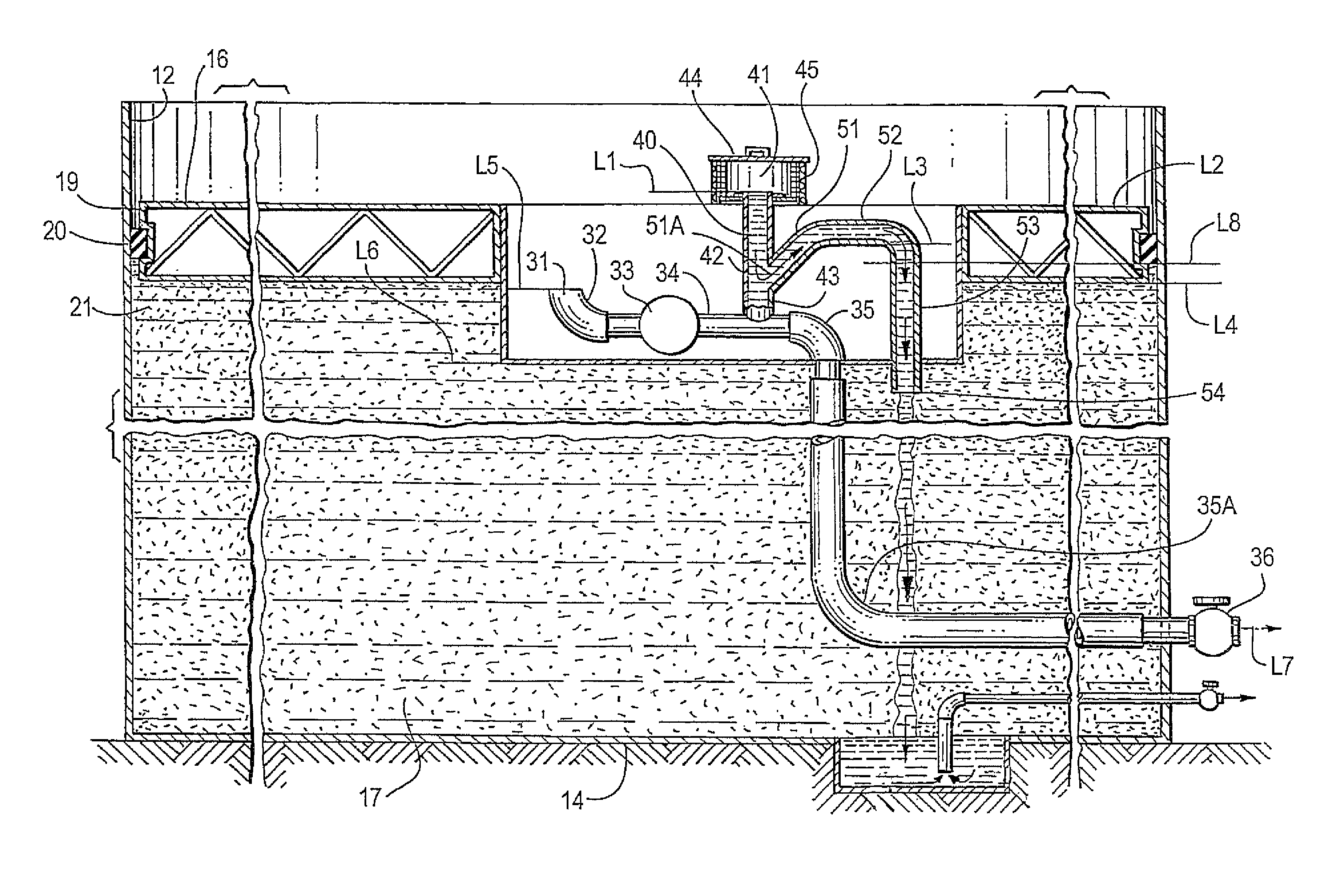 Roof Overflow Outlet Amp Patent Drawing Sc 1 St Google