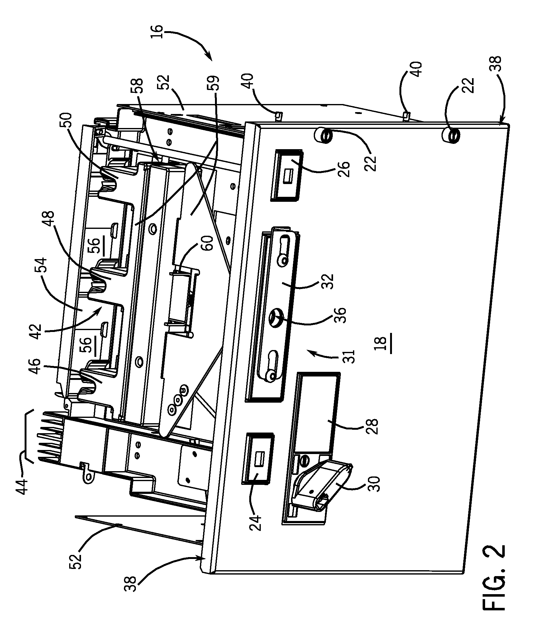 Line Drawing Method Ethics : Patent us motor control center subunit having