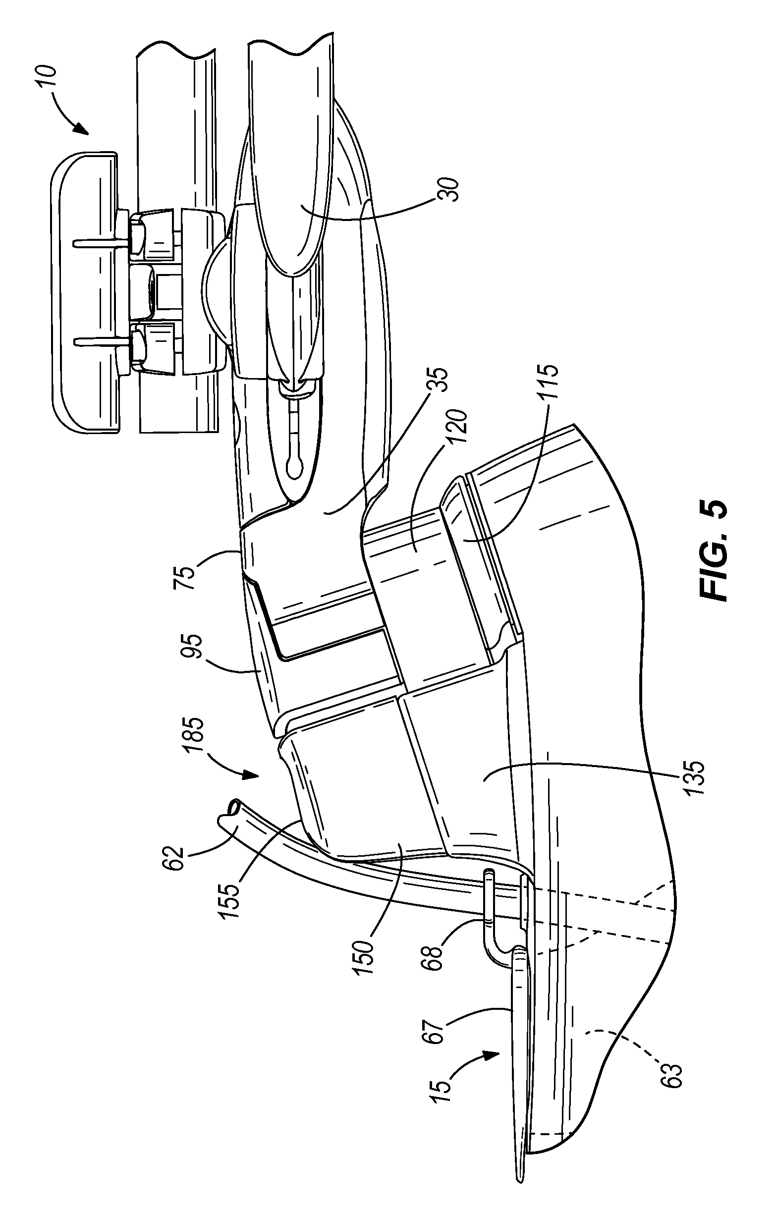 Patent Us8308179 Bicycle With Internal Storage System Google Patents Focus Engine Diagram Drawing