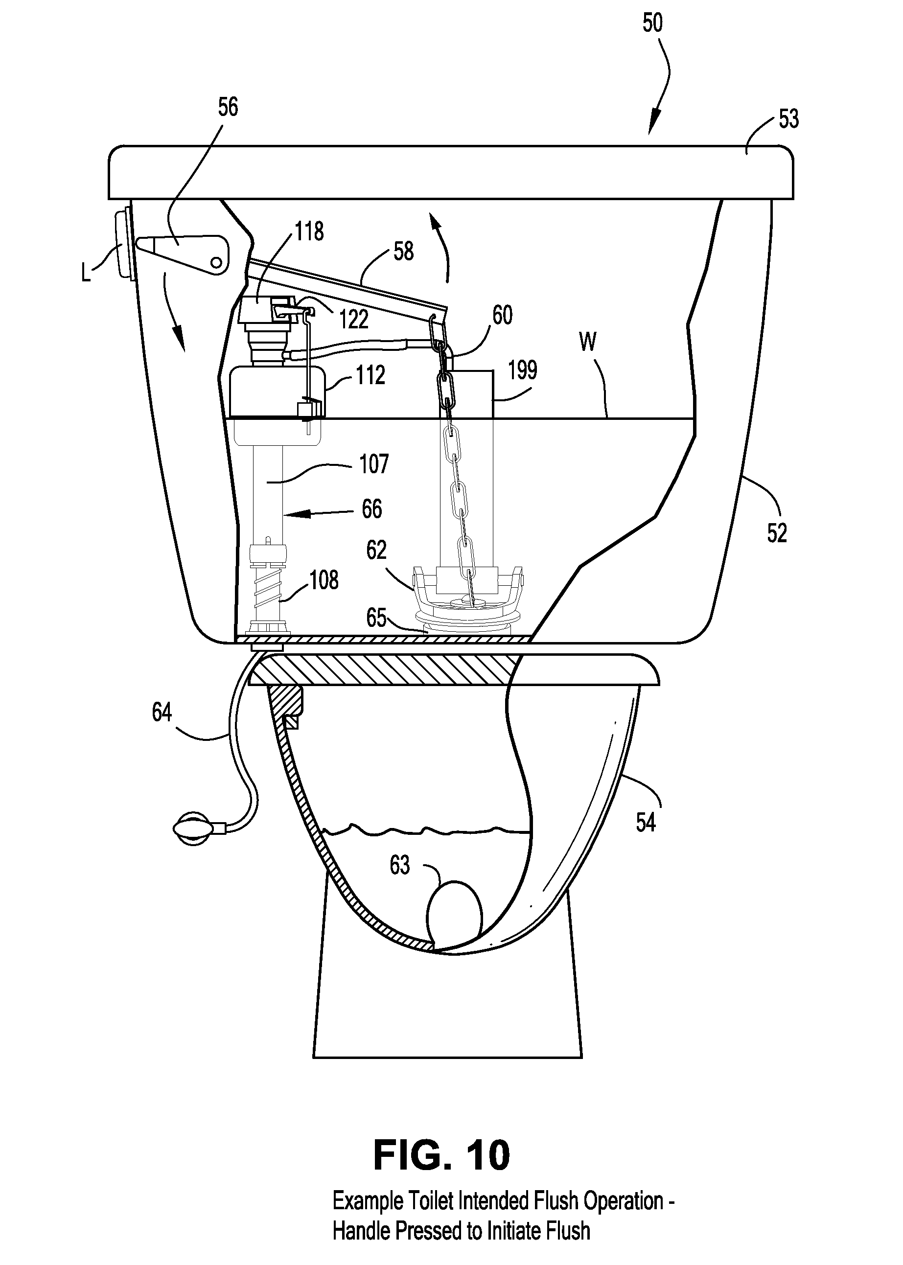 patent us8310369 detecting unintended flush toilet water flow NEC Wiring Codes Thermocouple patent drawing