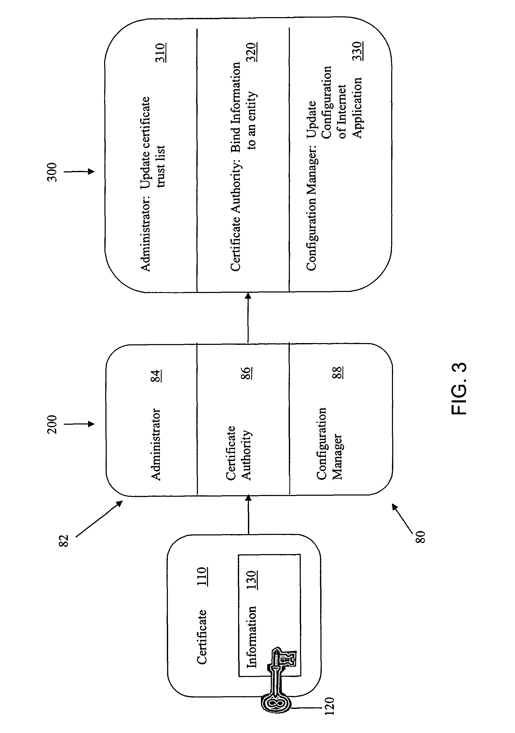 Patent us8312263 system and method for installing trust anchors patent drawing xflitez Images