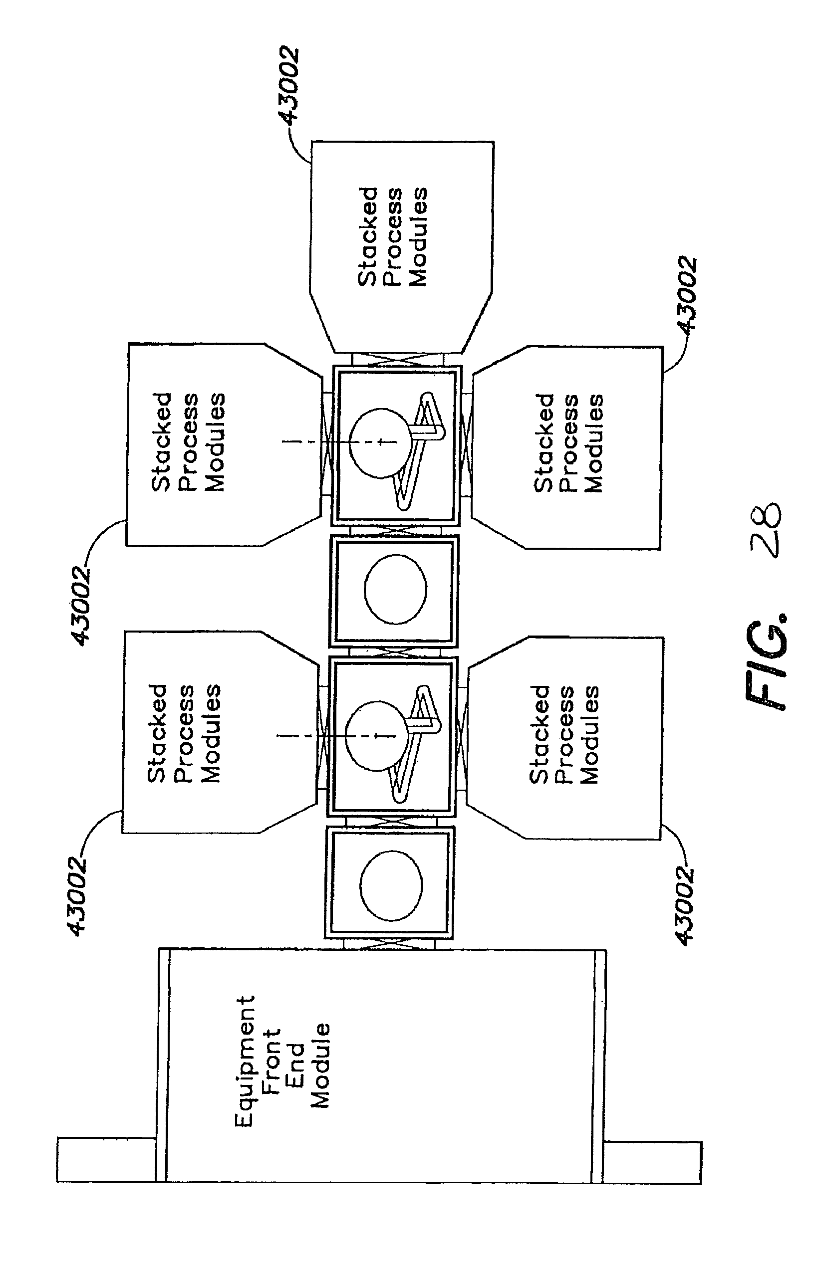 patent us8313277 - semiconductor manufacturing process modules