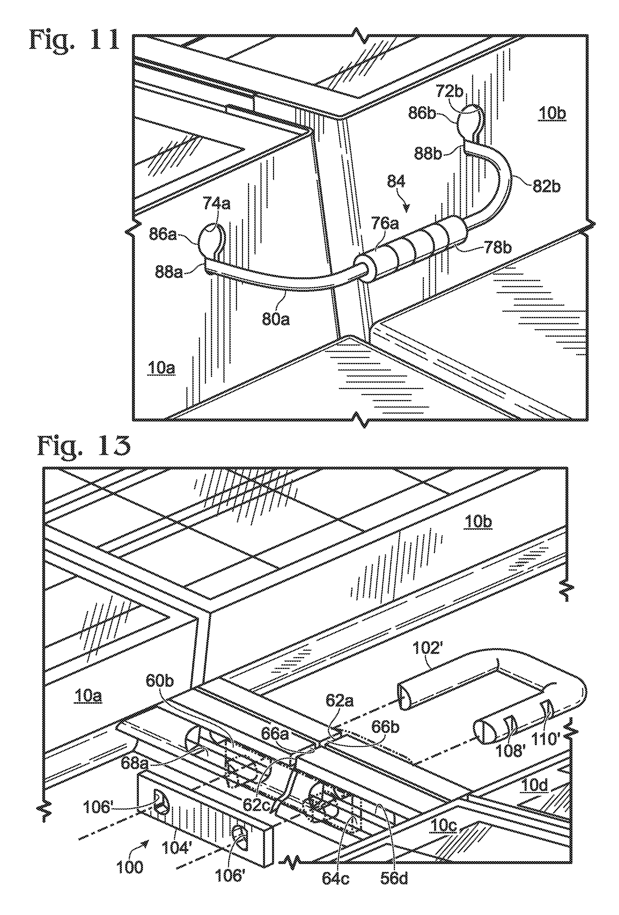 patent us8316619 - integrated photovoltaic rooftop modules