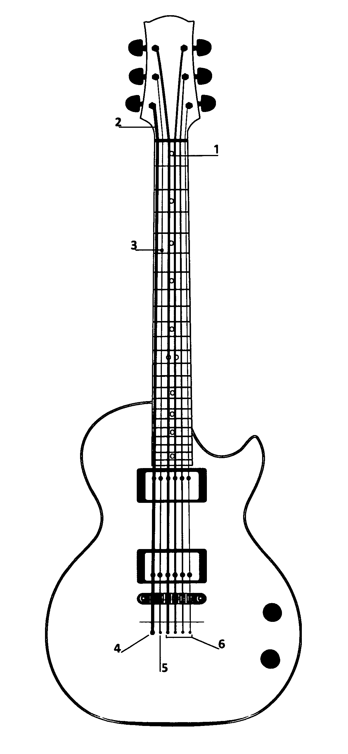 patent us8319081 - combination banjo  bass  and guitar
