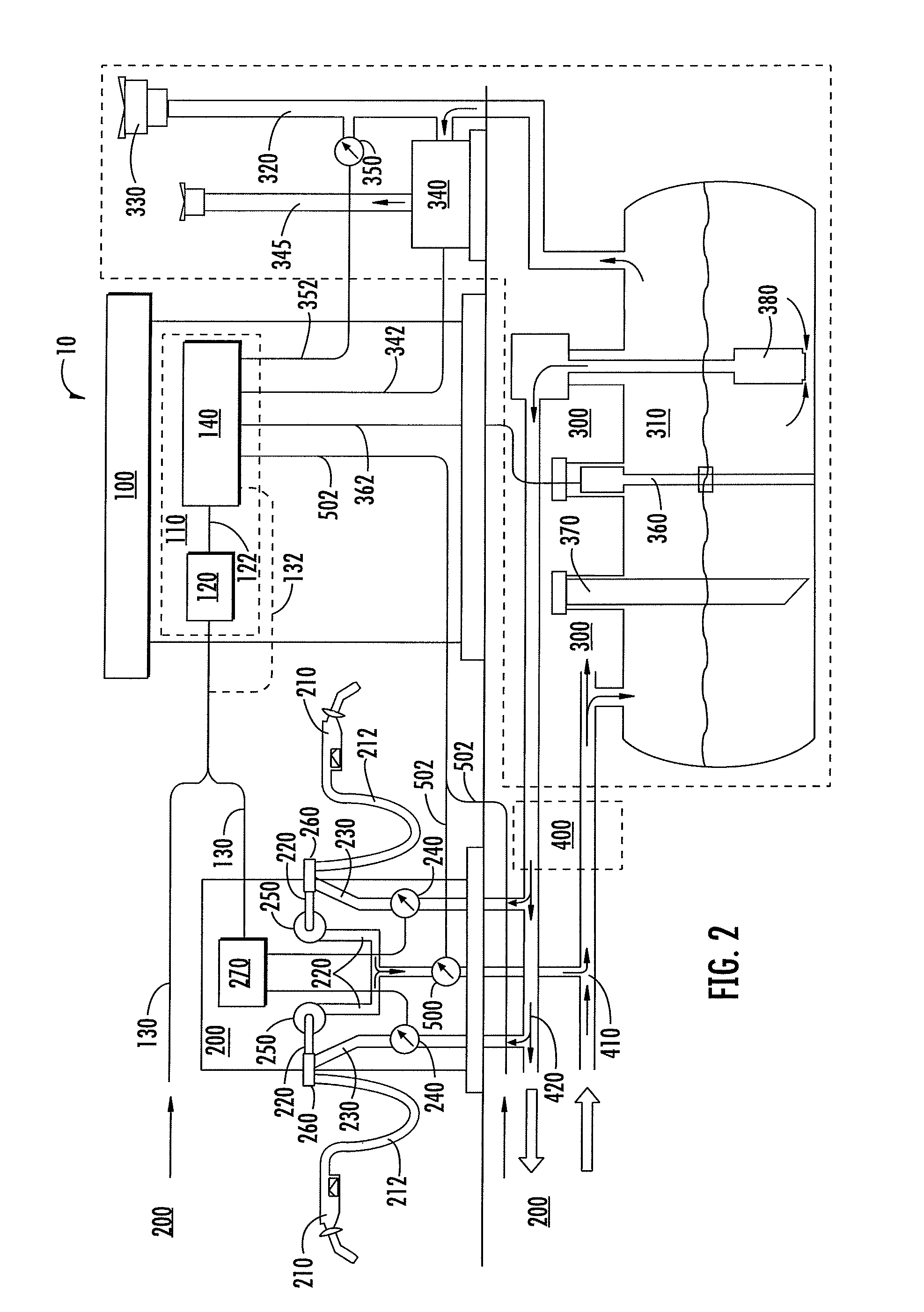 Patent Us8327689 Fueling System Vapor Recovery And