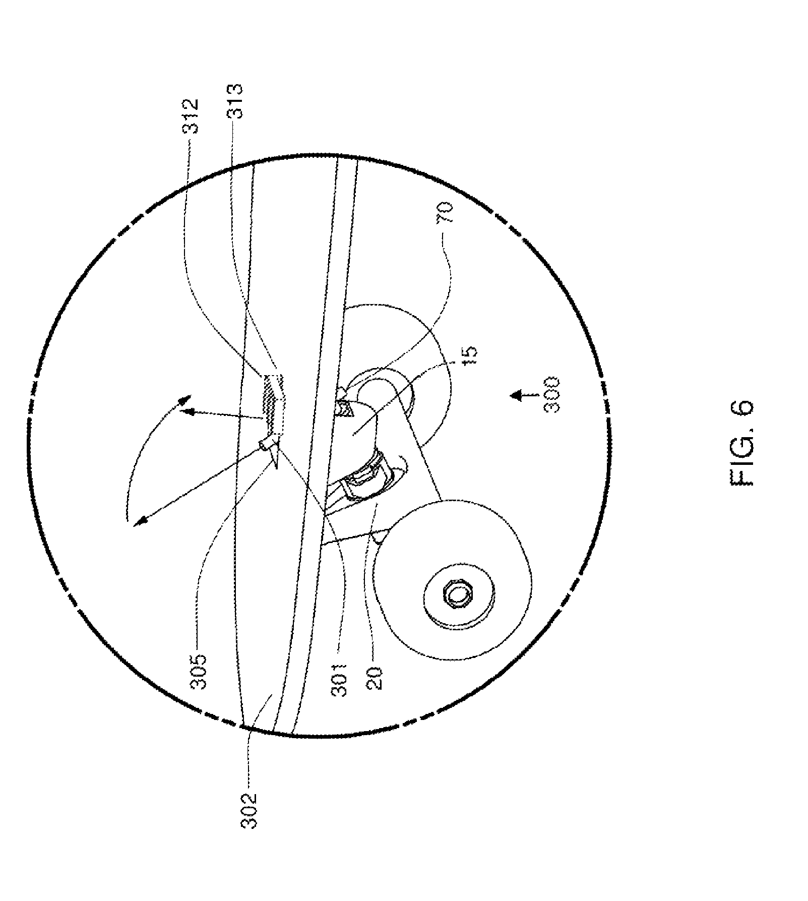 Patent US8328206 - Skateboard truck with rotateable wing ...