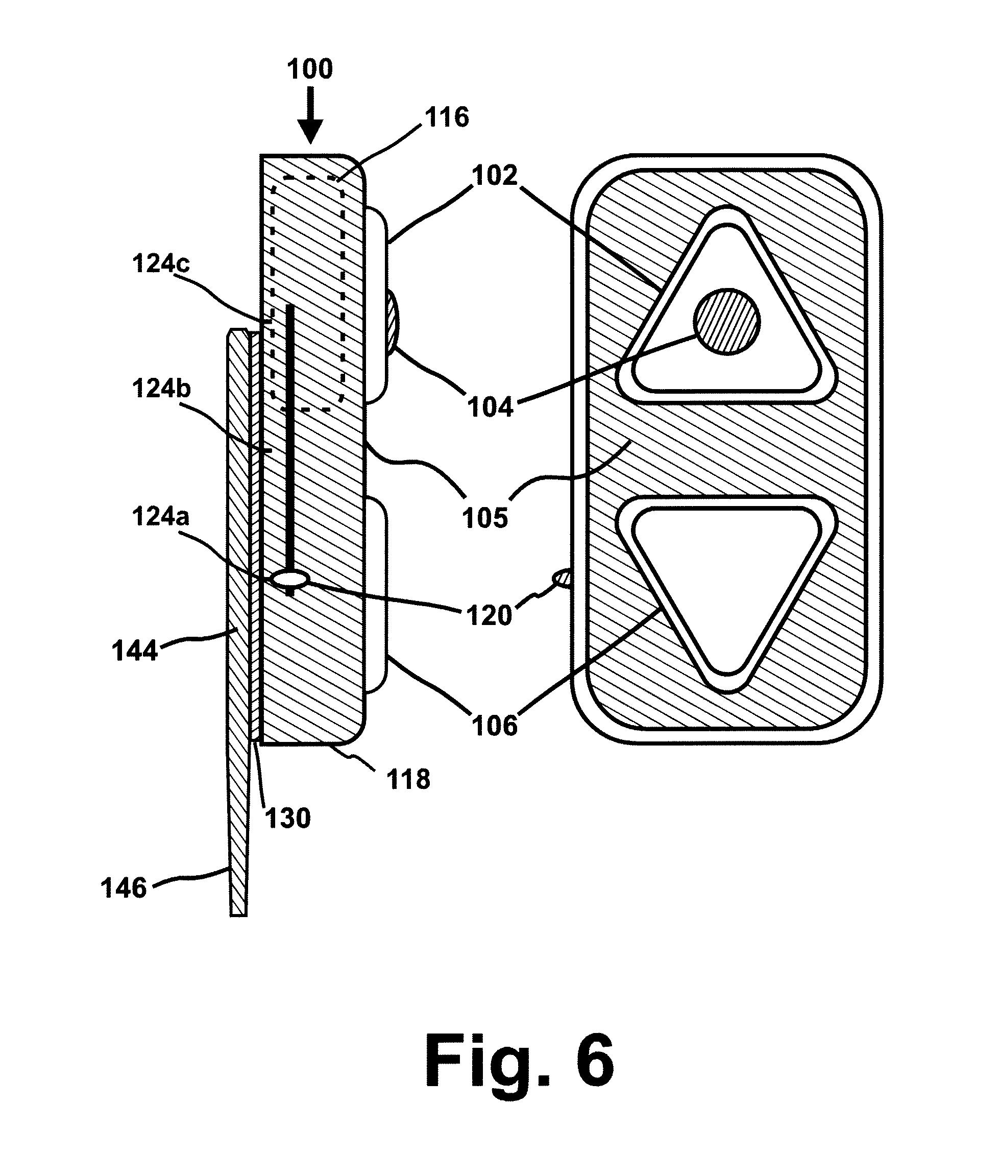 patent us8328582