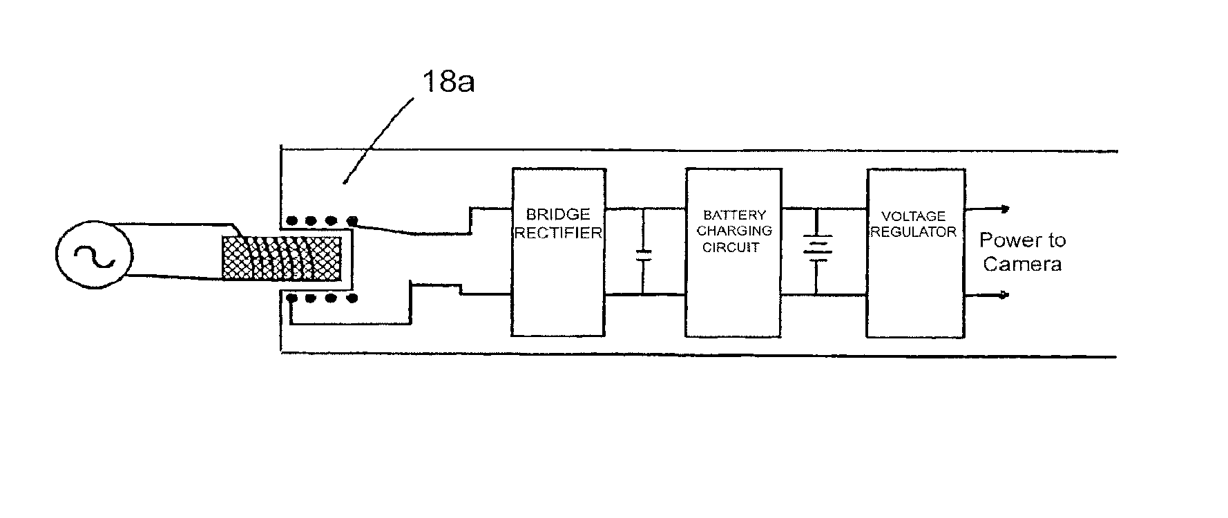 Patent Us8330854 Sealed Waterproof Digital Electronic Camera Picture Of How To Circuit Boards Epoxy Method Drawing