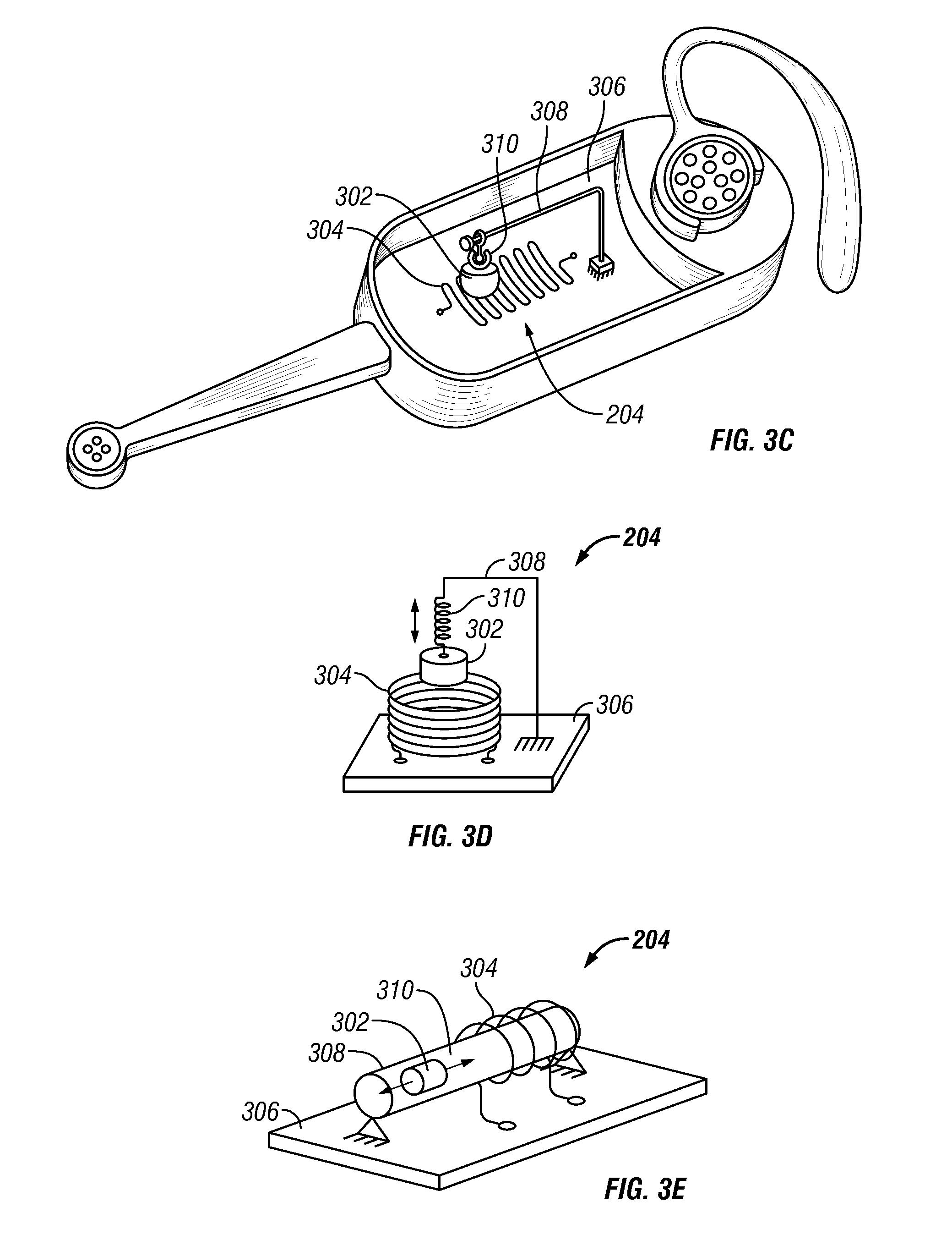 patent us8335312