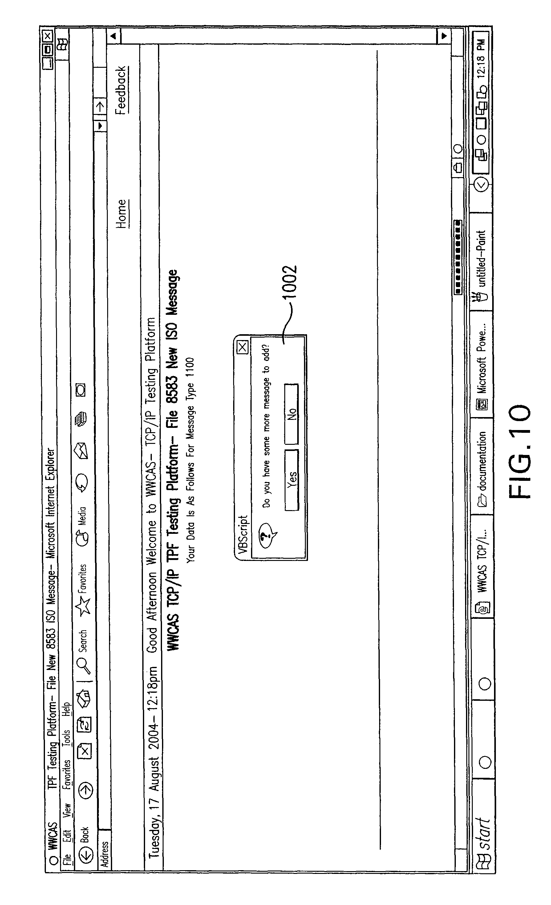 Patent US8335742 - Method, system, and computer program product for