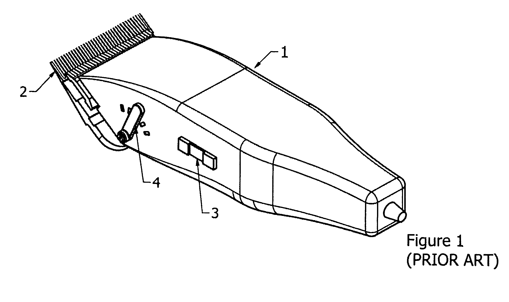 Patent US8341846 - Hair clippers with electrically ...