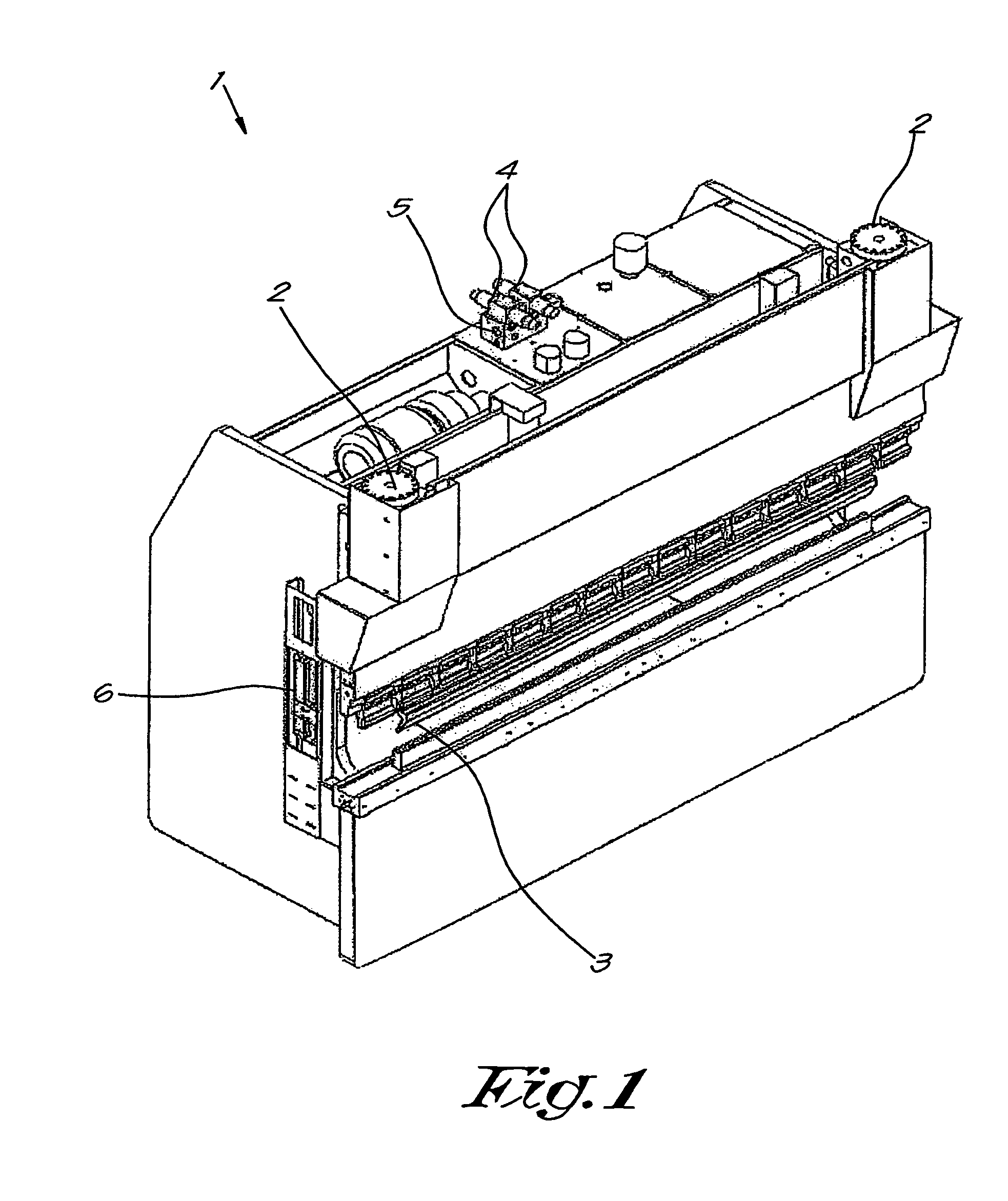 Patent Us8342083 Method To Control Operation And Safety Of A Simple Hydraulic Press How Decompression In Drawing