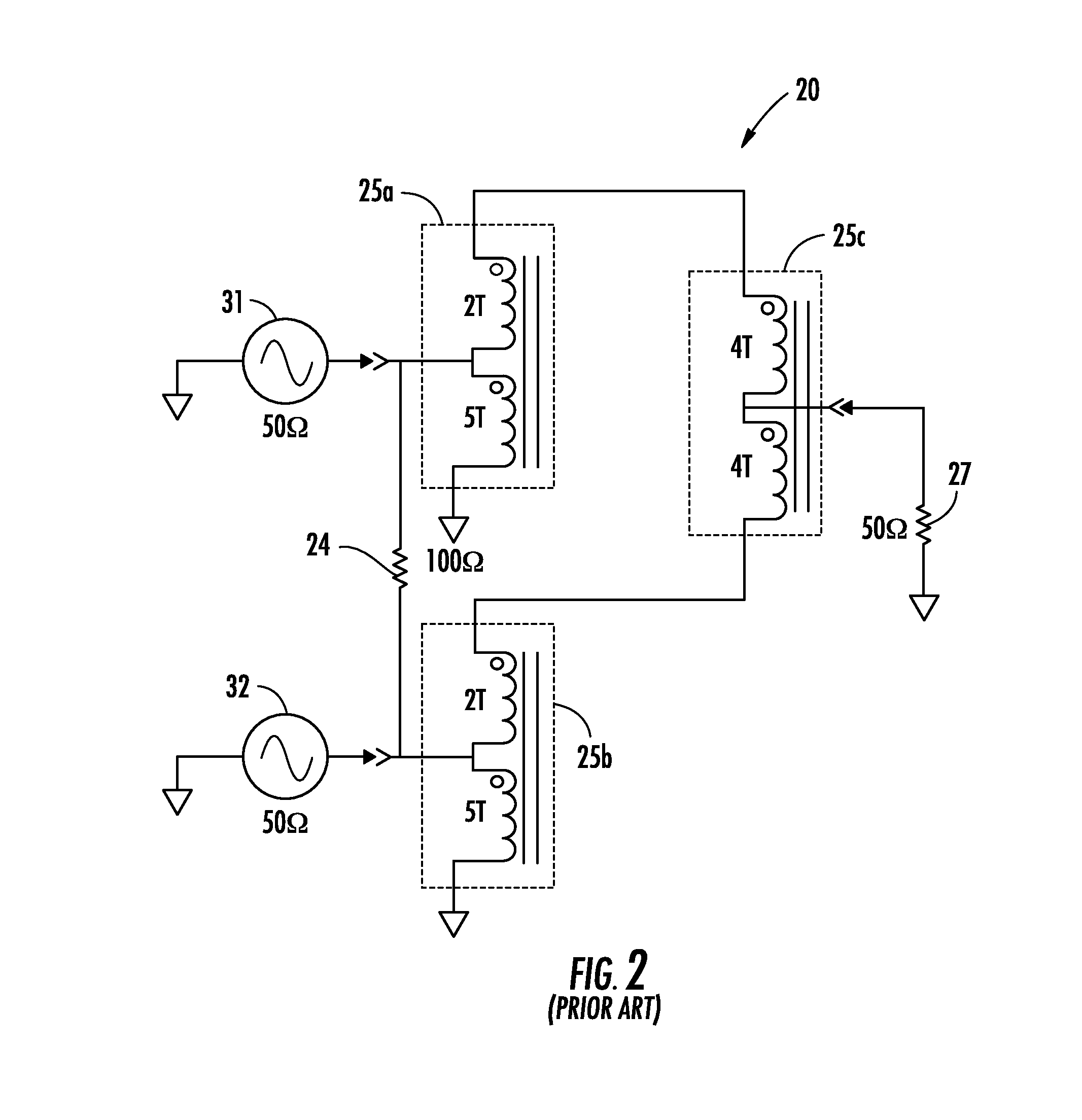 patent us8354894  splitter and related