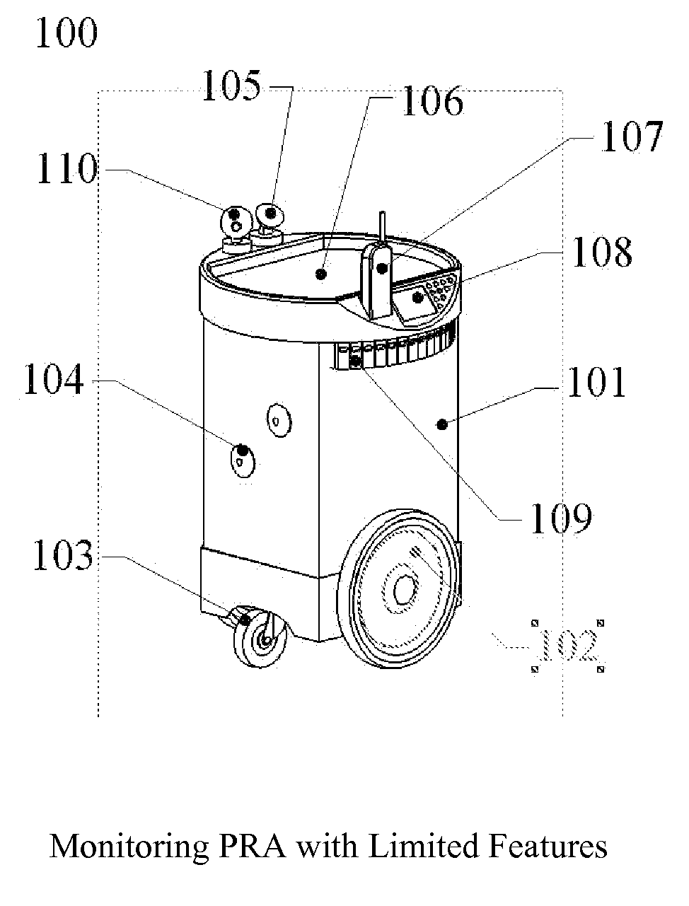 patent us8359122