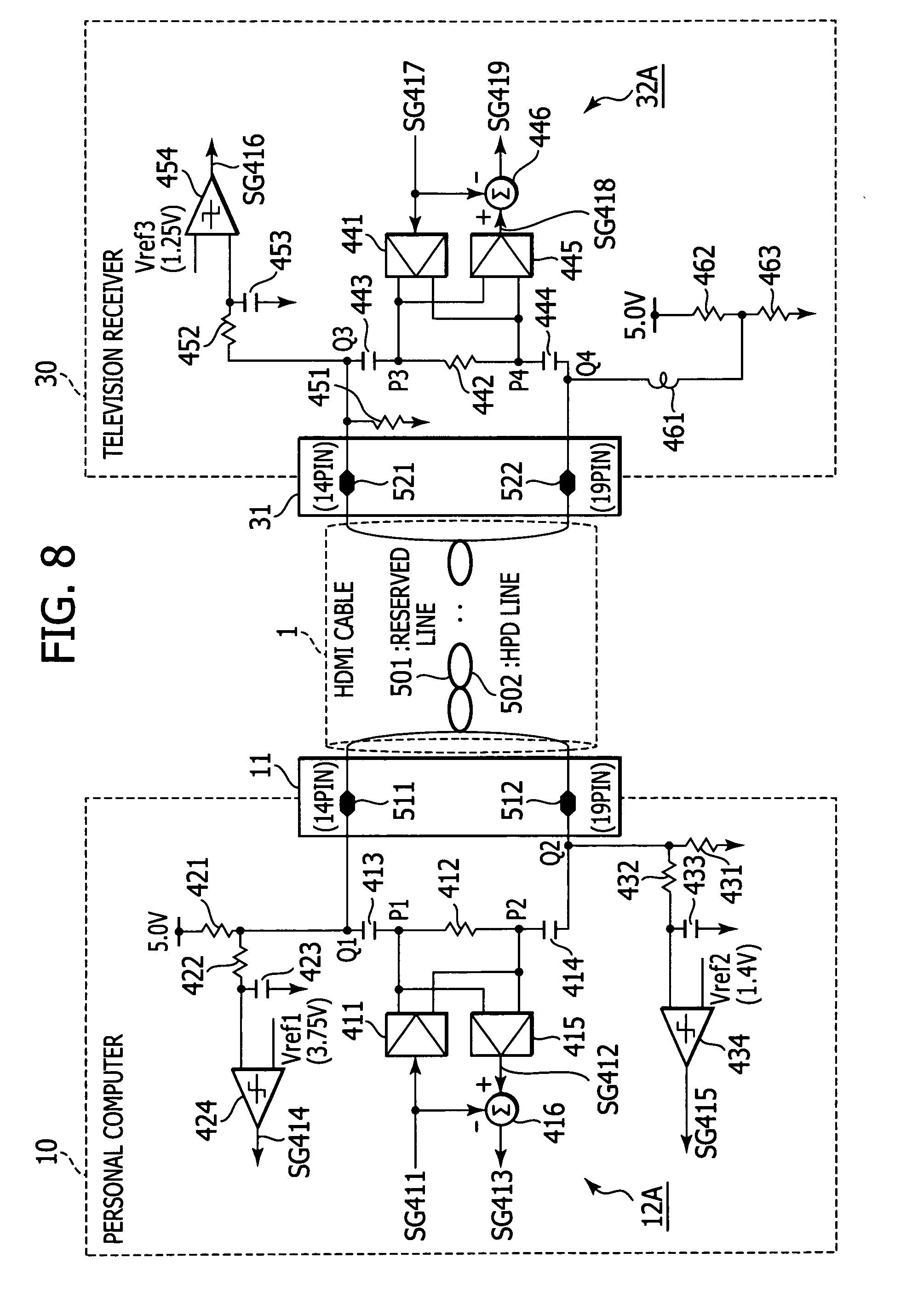 Patent Us8359628 Display Device And Transmitting Google Circuit Used On Cnc Cutting Machine Communicationcircuit Drawing