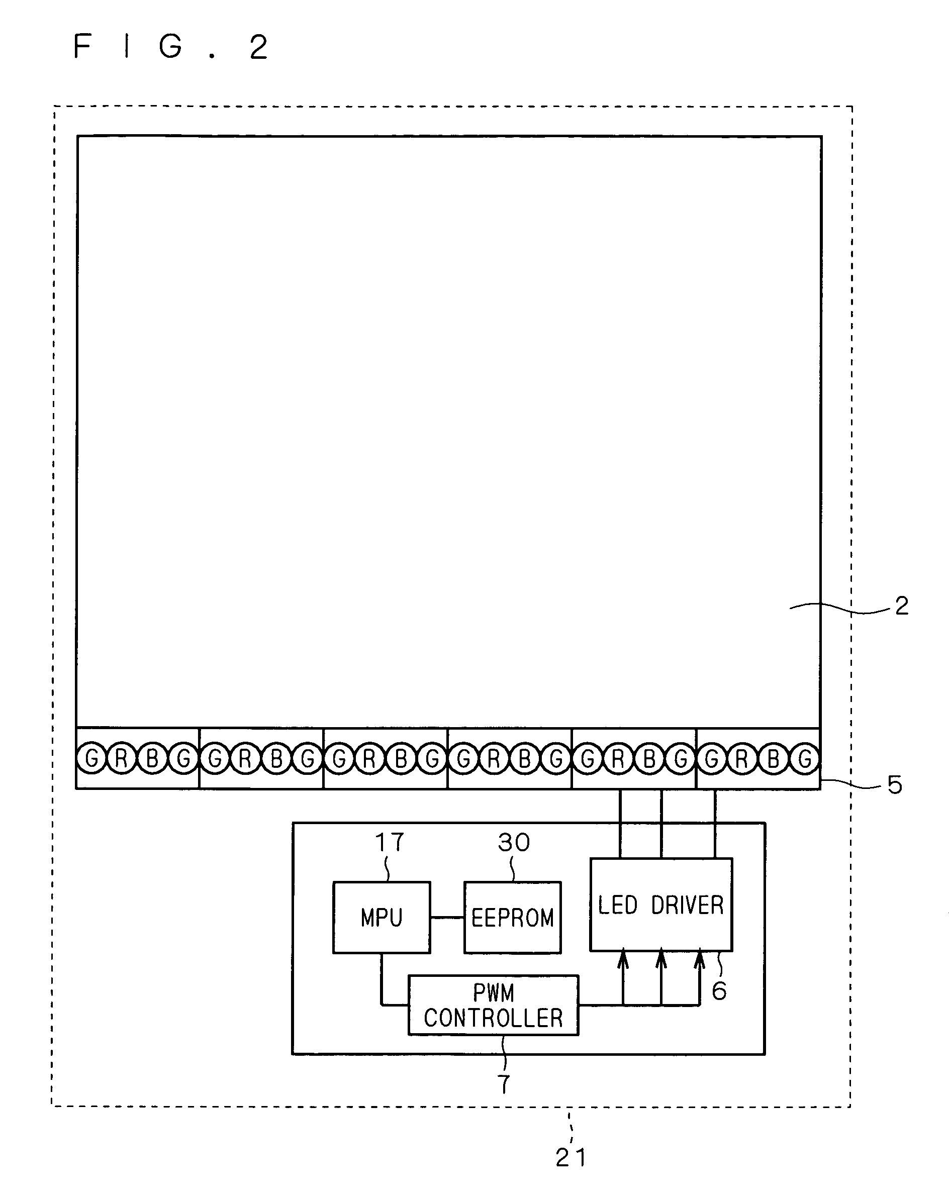 Patente Us8363001 Liquid Crystal Display Device Which Compensates Resistance Calculator Diagram Led Current Limiting Resistor Patent Drawing