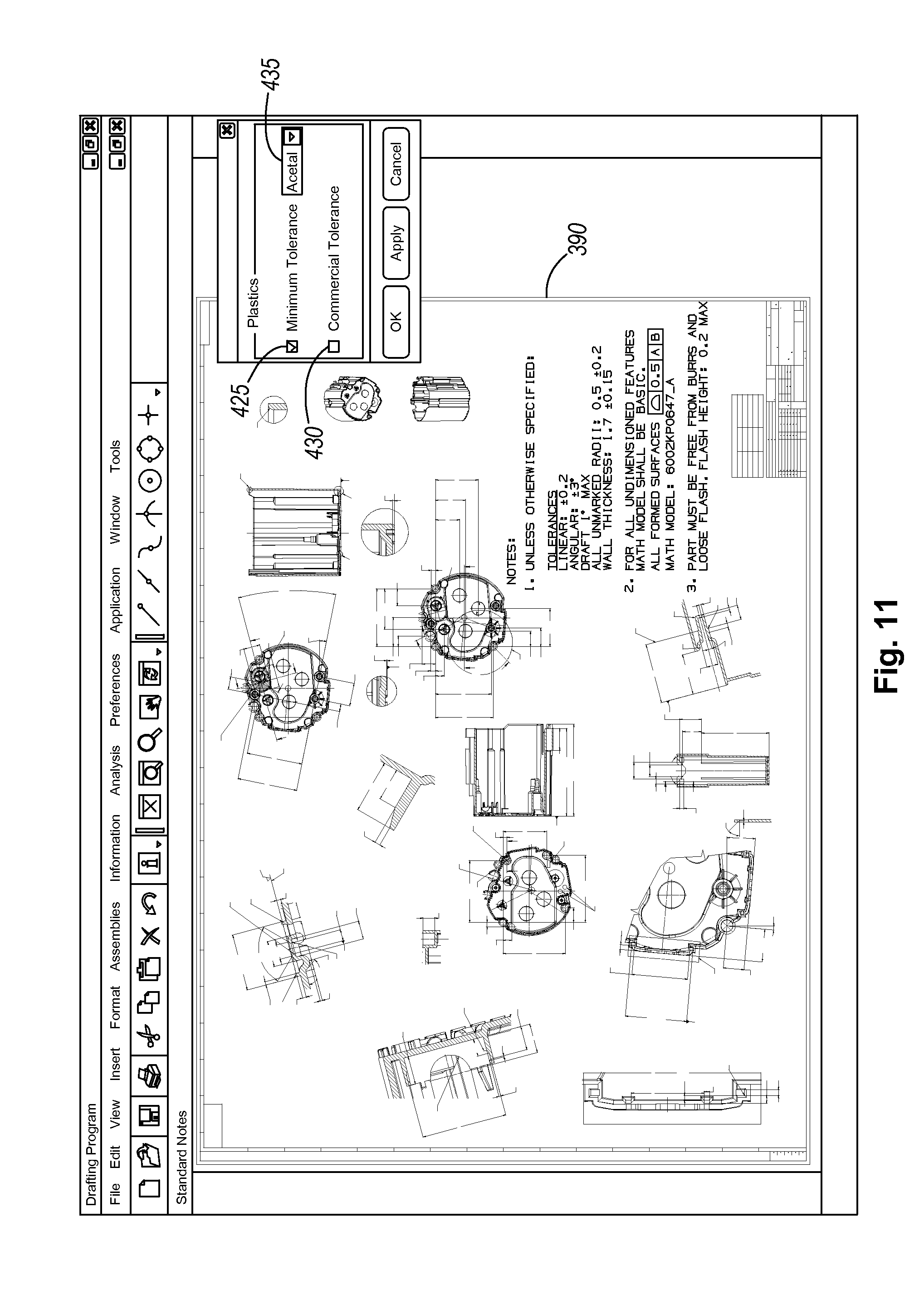 computer aided drafting 110assignment 24 dimensioning Current computer-aided design software packages range from 2d vector-based drafting systems to 3d solid and surface modelers modern cad packages can also frequently allow rotations in three dimensions, allowing viewing of a designed object from any desired angle, even from the inside looking out some cad.