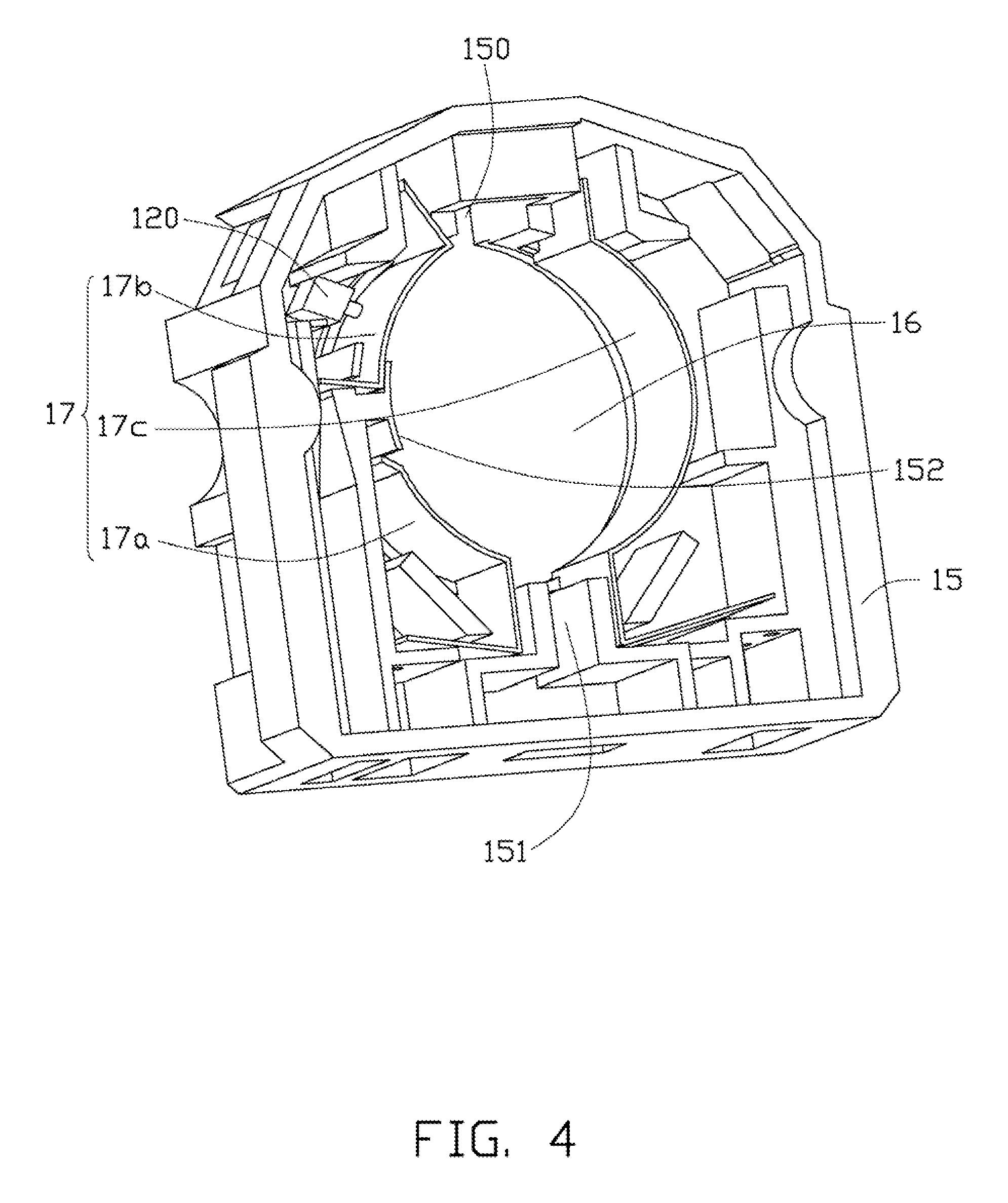 patent us8382502