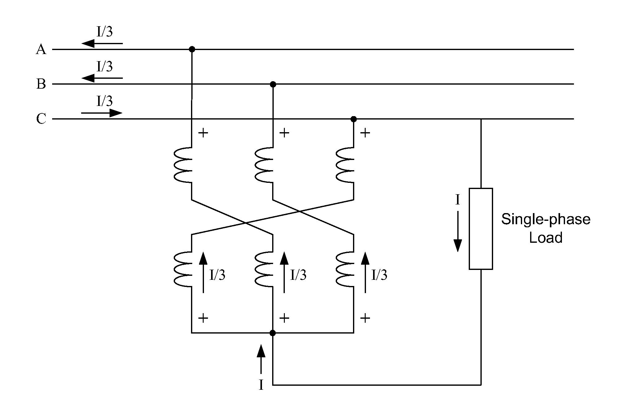 Cute Transformer Wiring Diagram Single Phase Ideas - Electrical ...