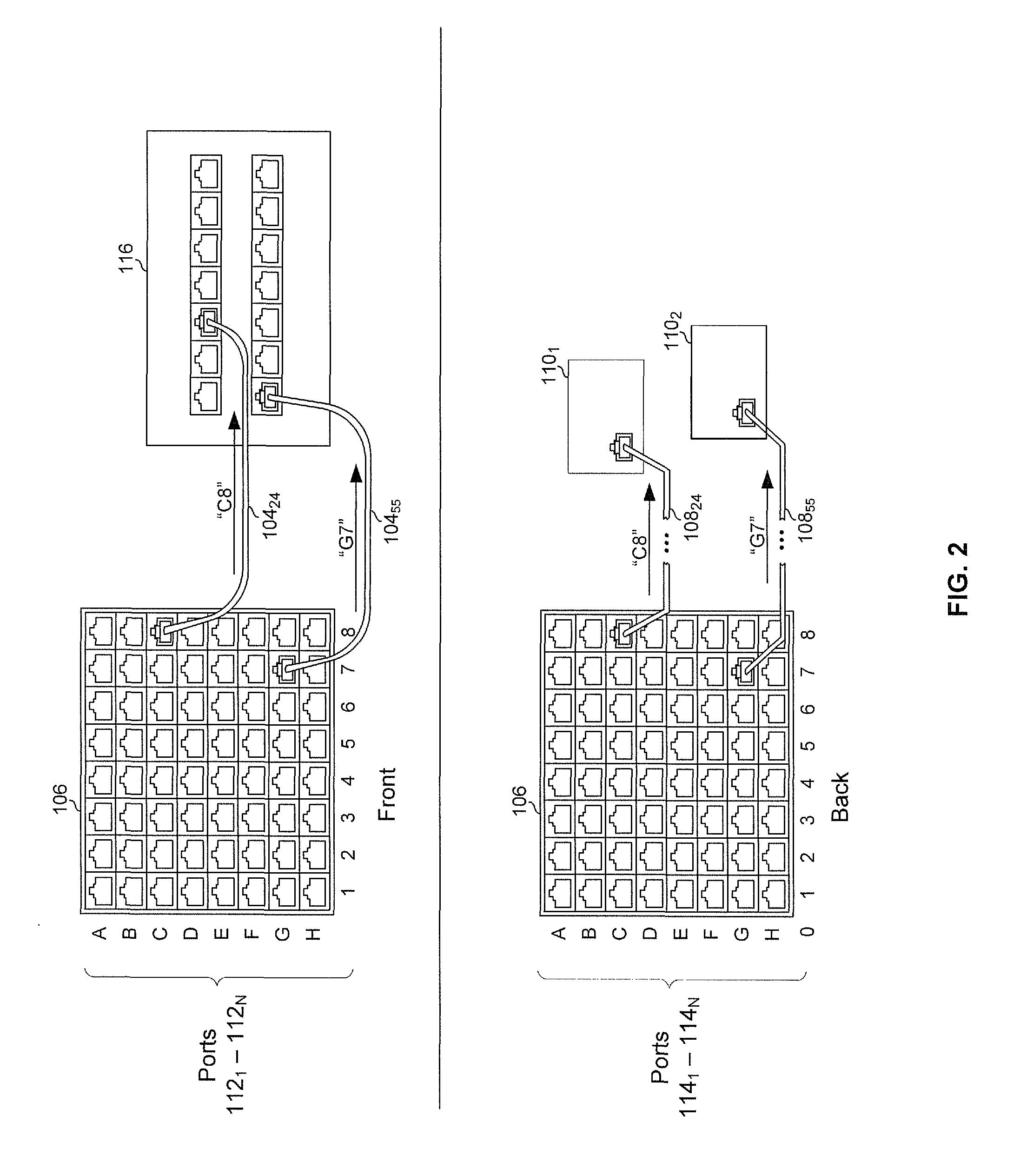 patent us8391321
