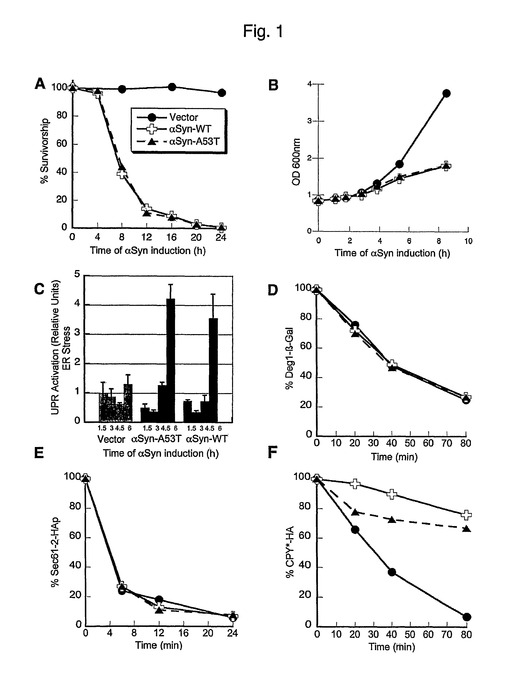 Patent US8399241 - Modulators of alpha-synuclein toxicity