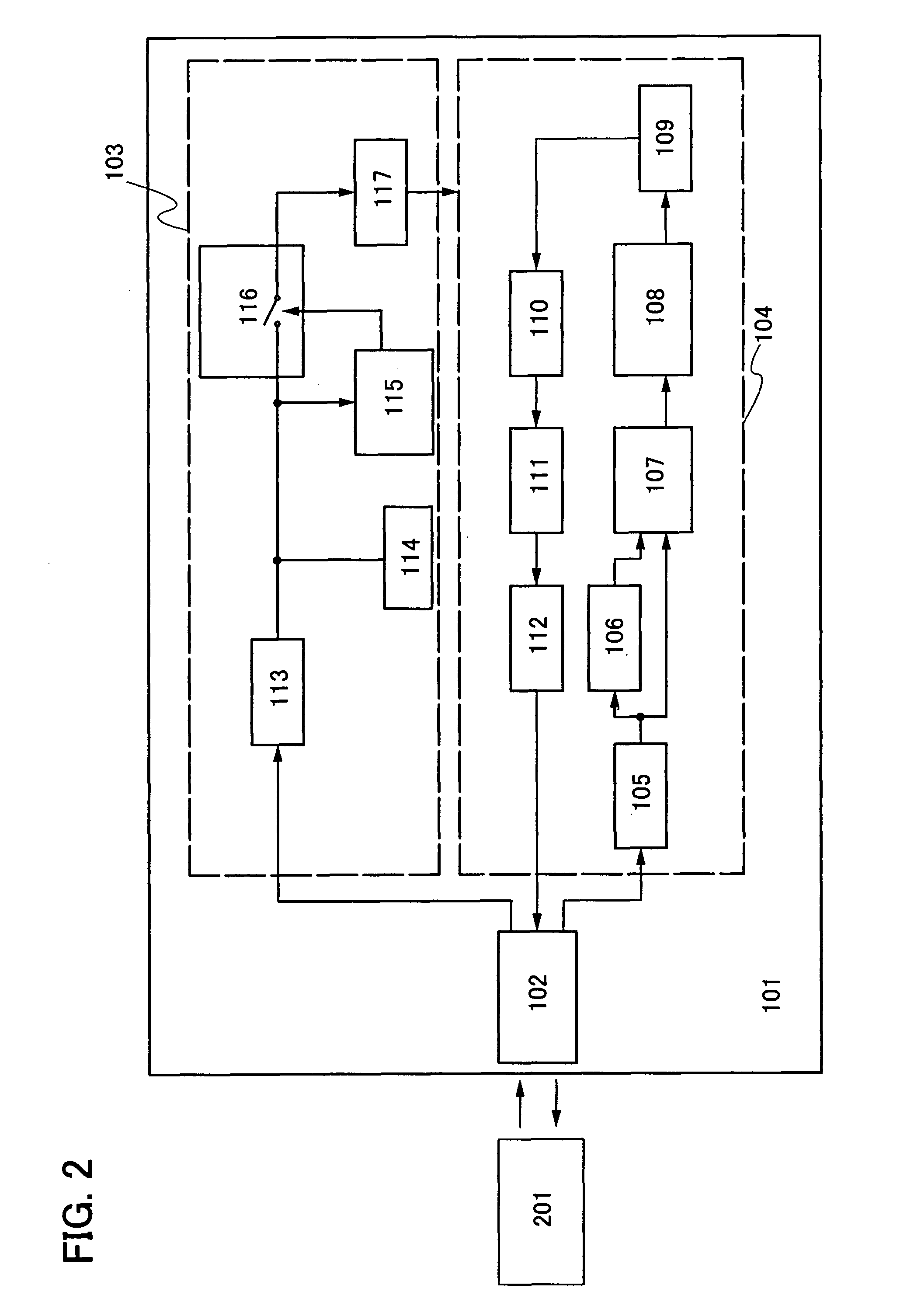 block diagram of 7106 custom wiring diagram