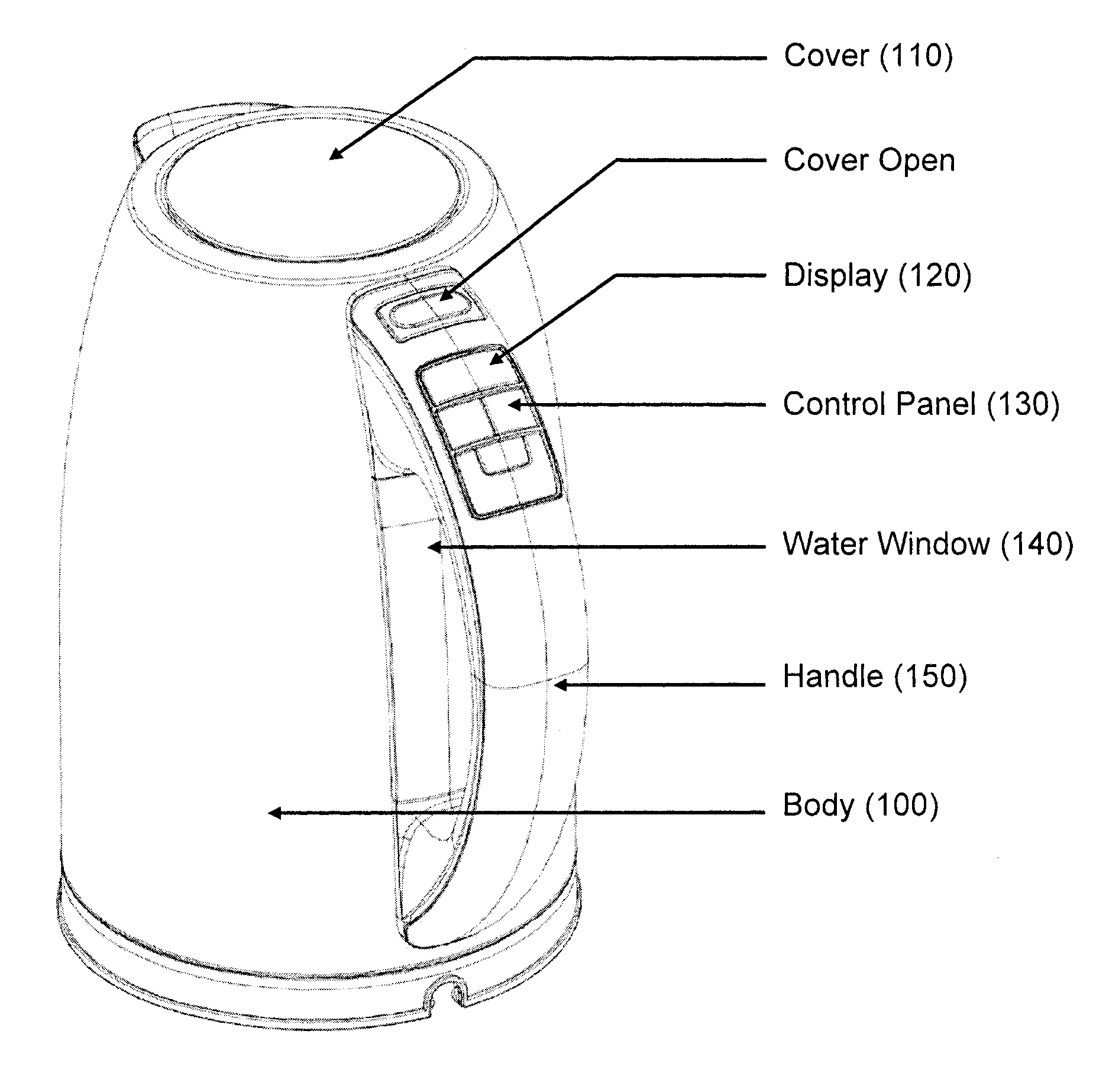 patent us8405004 - intelligent electric kettle