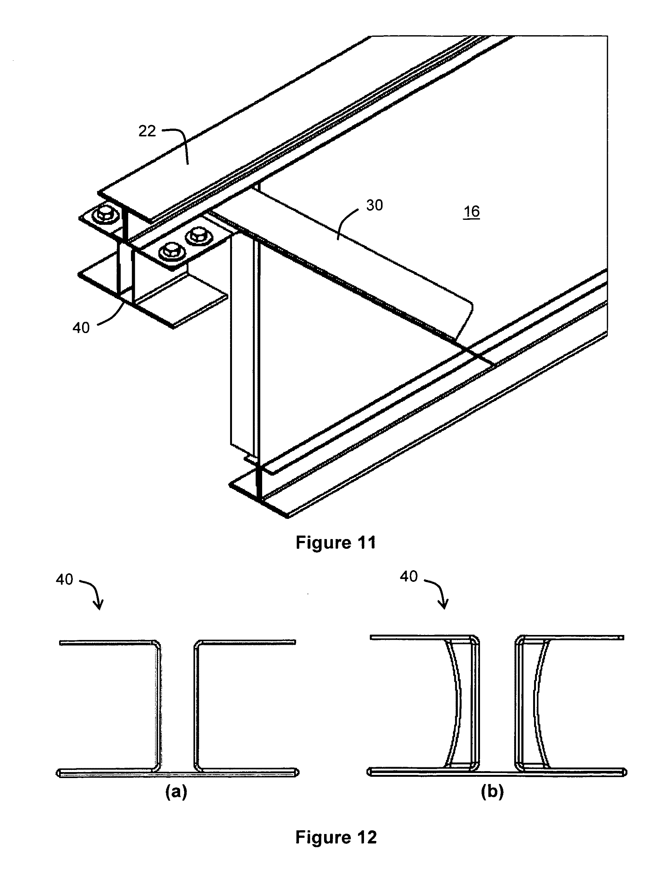 Patent Us8407966 Cold Formed Steel Joist Google Patents