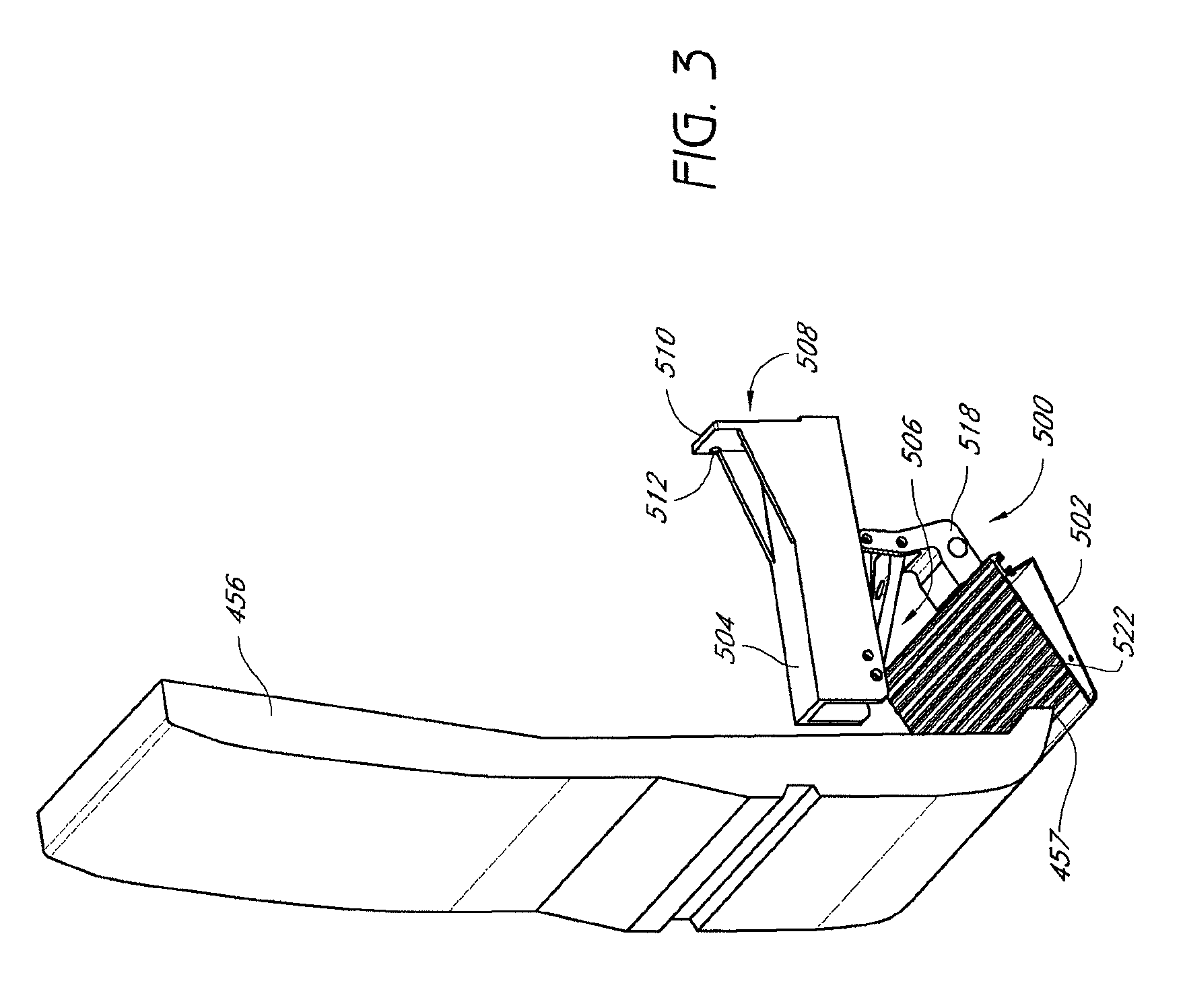 patent us8419034 moveable support platform patents School Bus Auto Car patent drawing