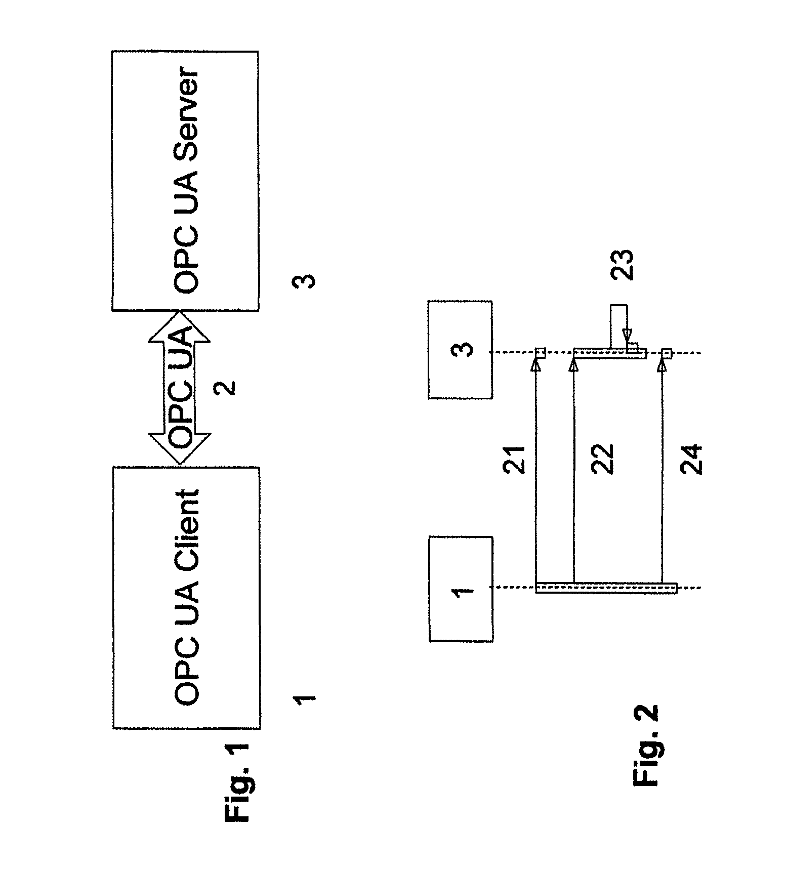 Patent US8423608 - Method and device for communicating according to