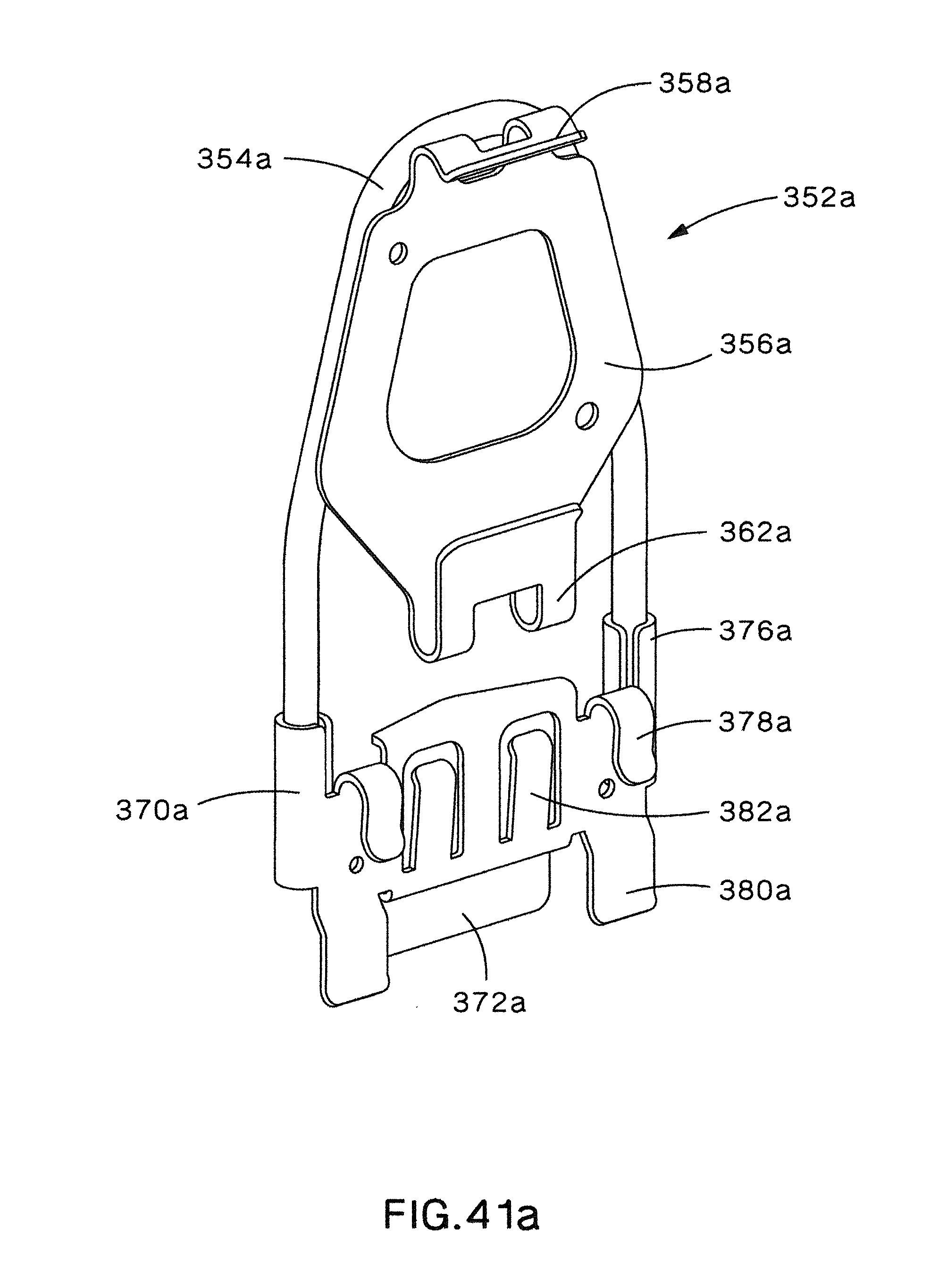 Patent Us8424814 Cable Tray Cable Routing System