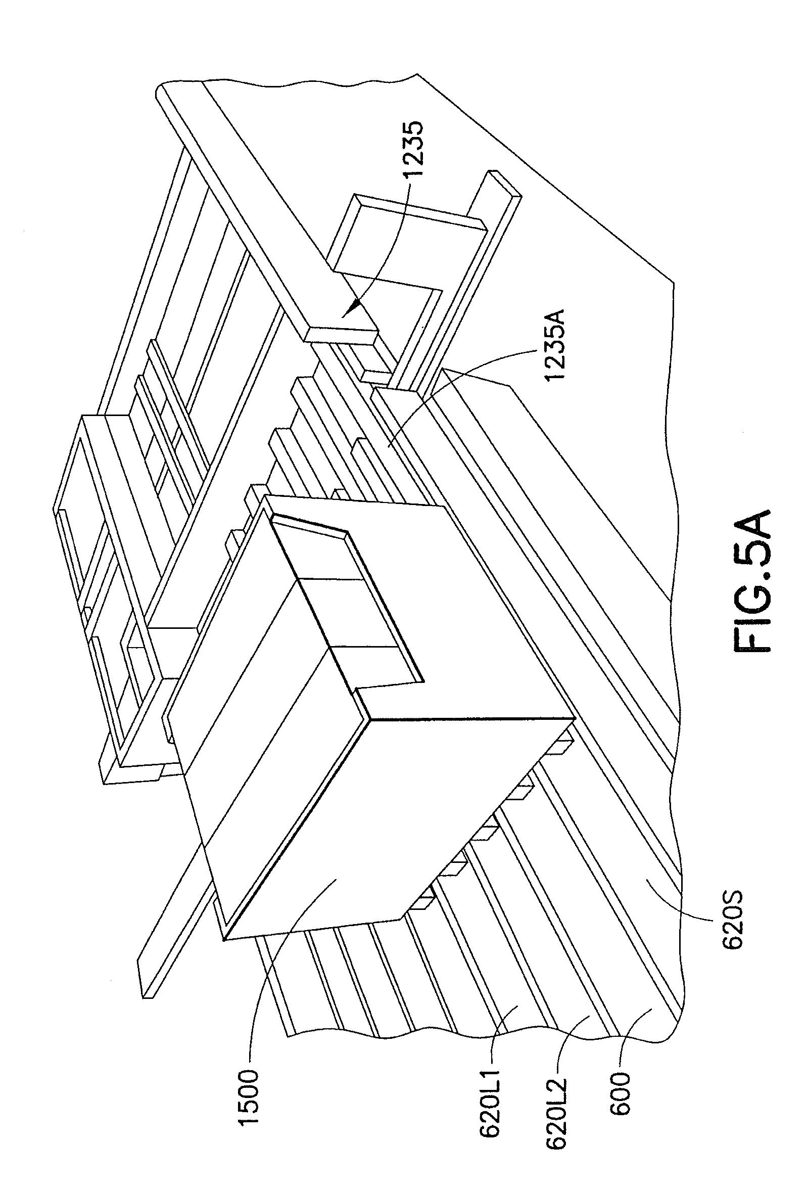 patent us8425173 autonomous transports for storage and retrieval  patent drawing
