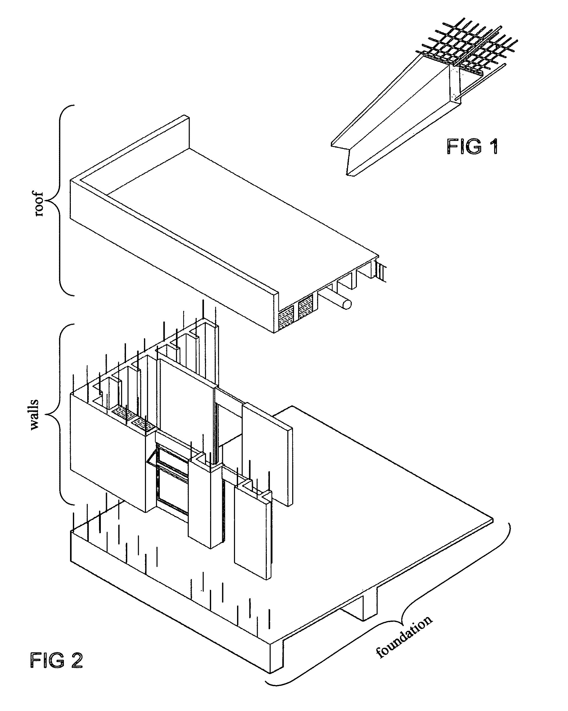 Patent Us8429876 Concrete Rib Construction Method