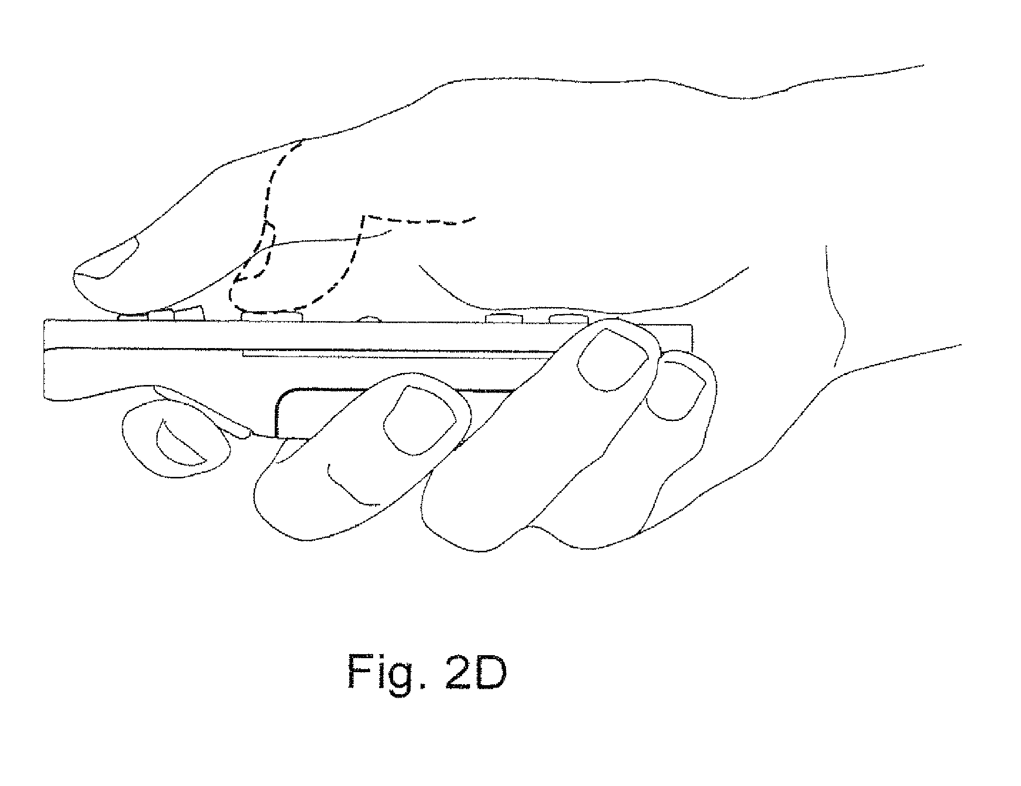 patent us8430753 - video game system with wireless modular handheld controller