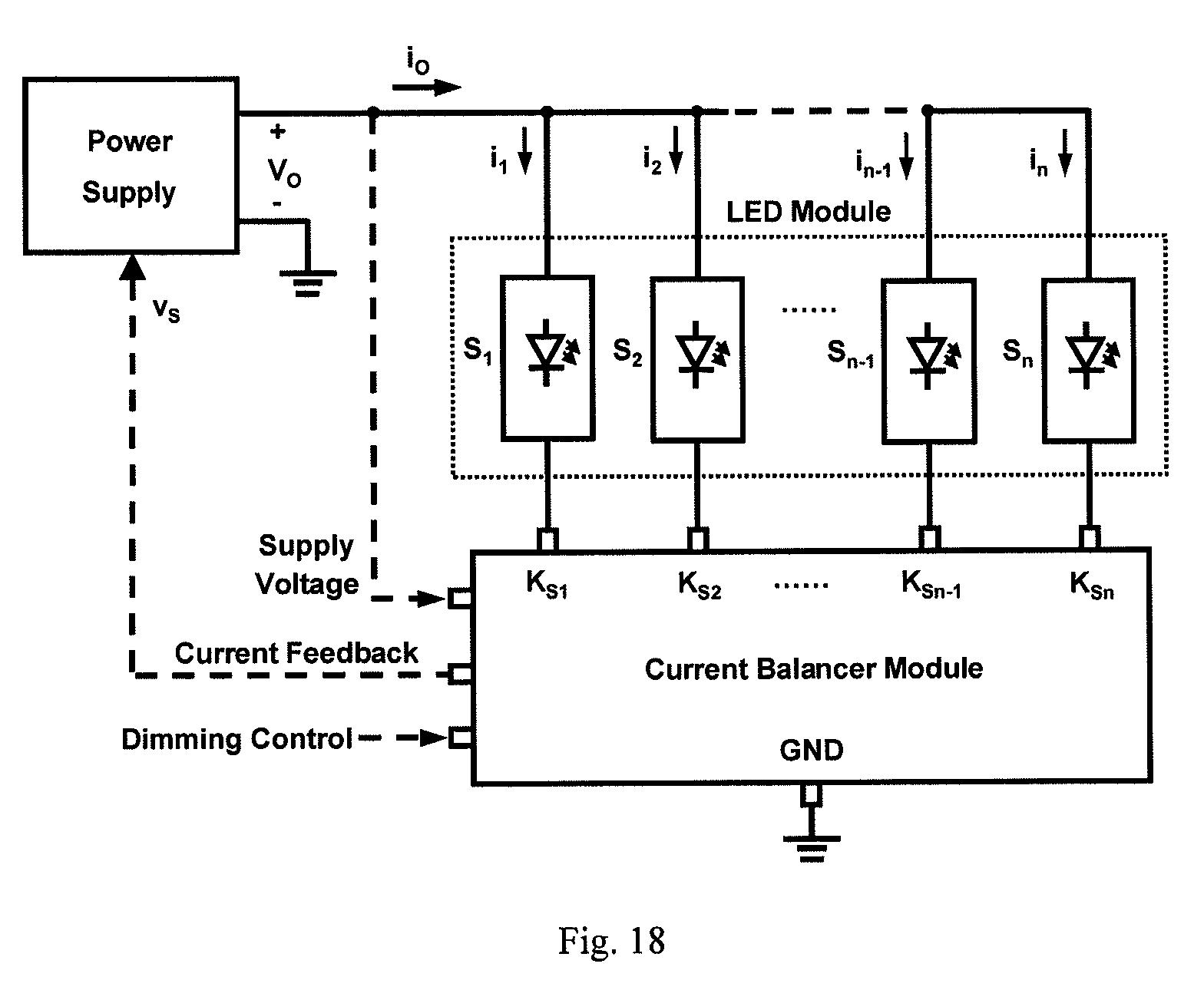 patent us8432104 - load current balancing circuit