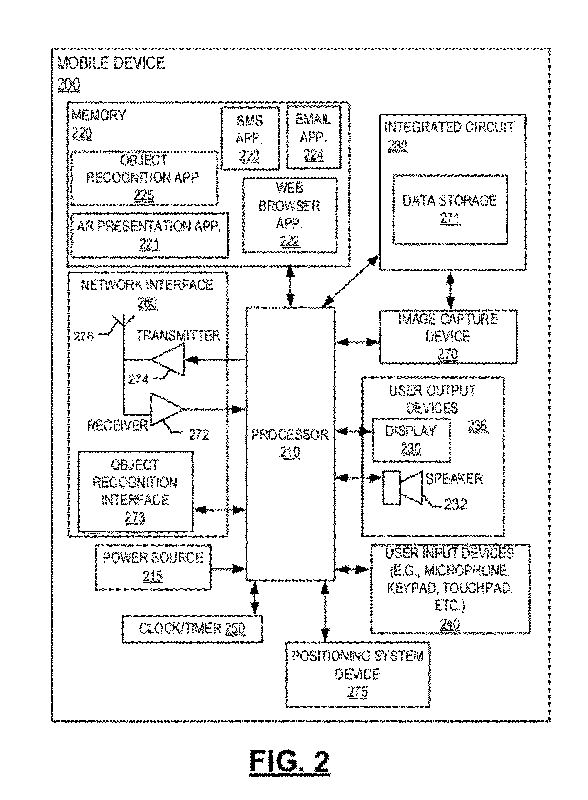 Patent US8438110  Conducting financial transactions based on identification of individuals in