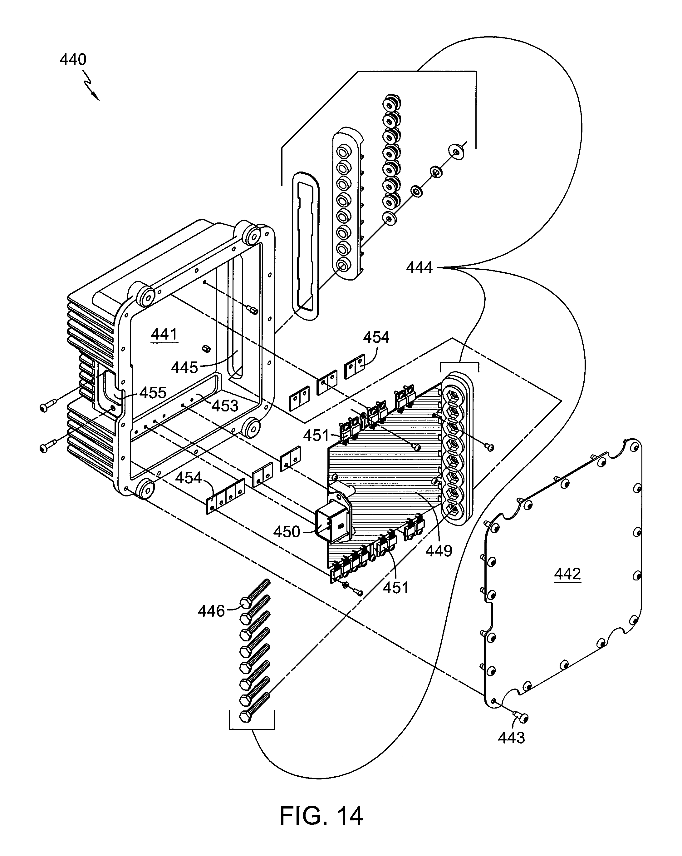 Patent Us8450953 Controller Assemblies For Electric Drive Utility Case Ingersoll 446 Wiring Diagram Drawing