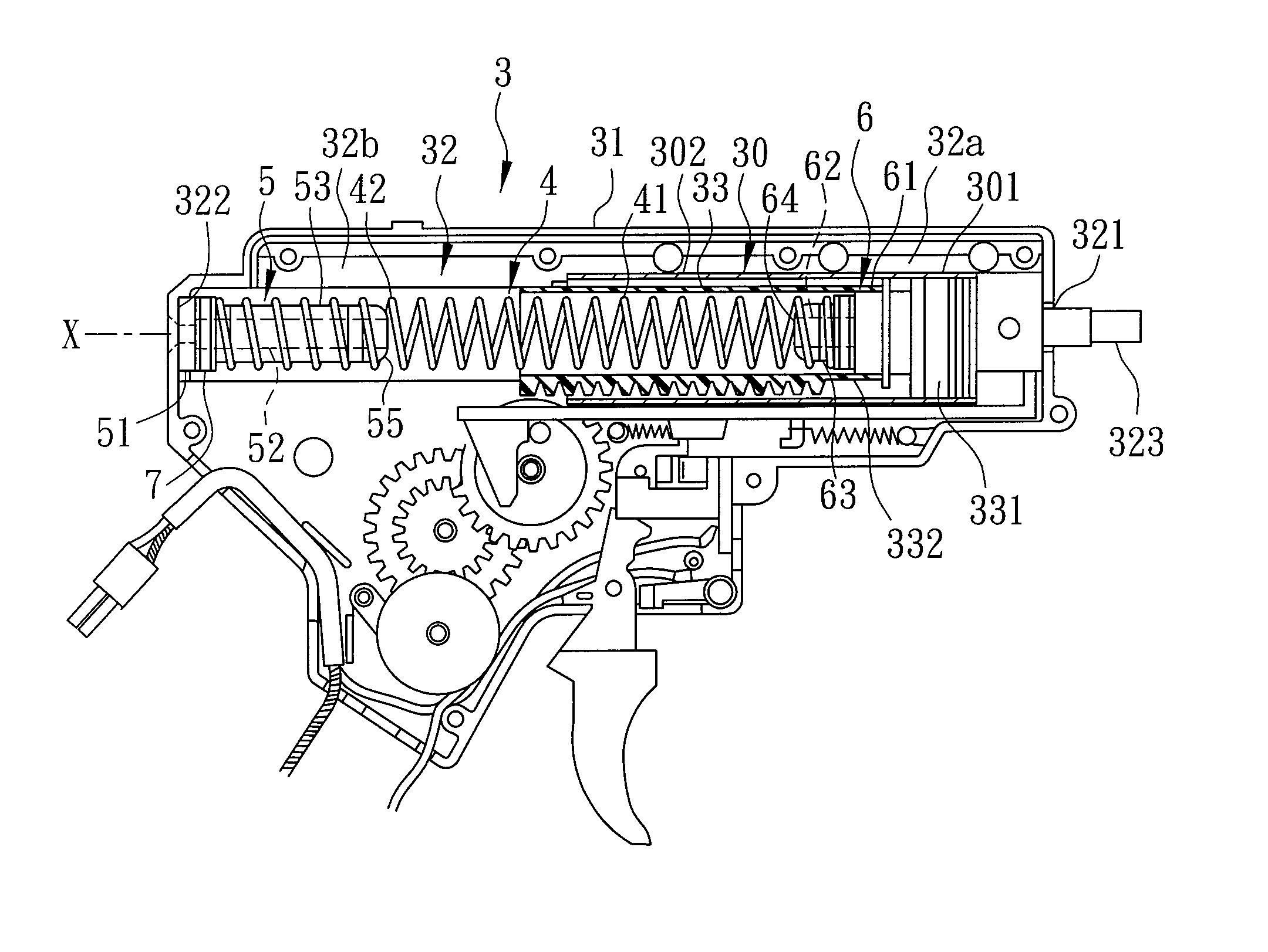 Patent Us8453633 - Spring-piston Airsoft Gun
