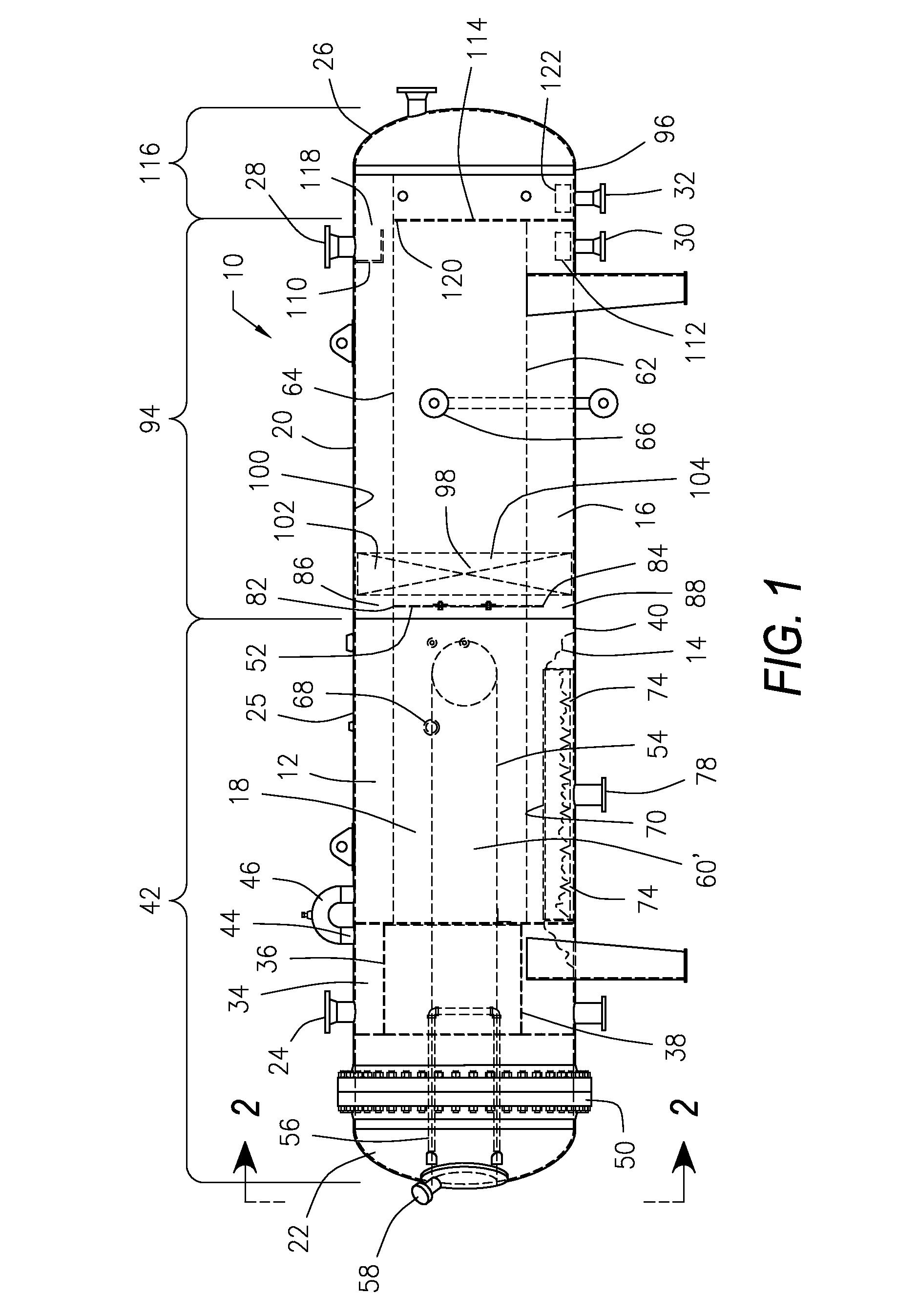 patent us8465572 - horizontal heater treater
