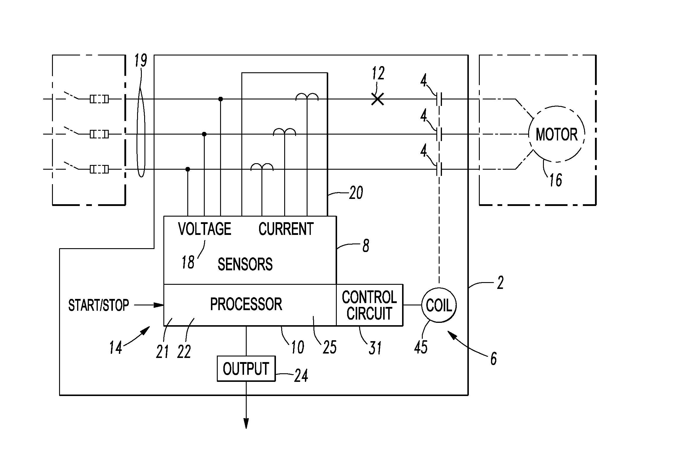 Patent Us8493012 Protection Relay Electrical Switching Apparatus Relays A Is An Electrically Operated Switch Current Flowing Drawing