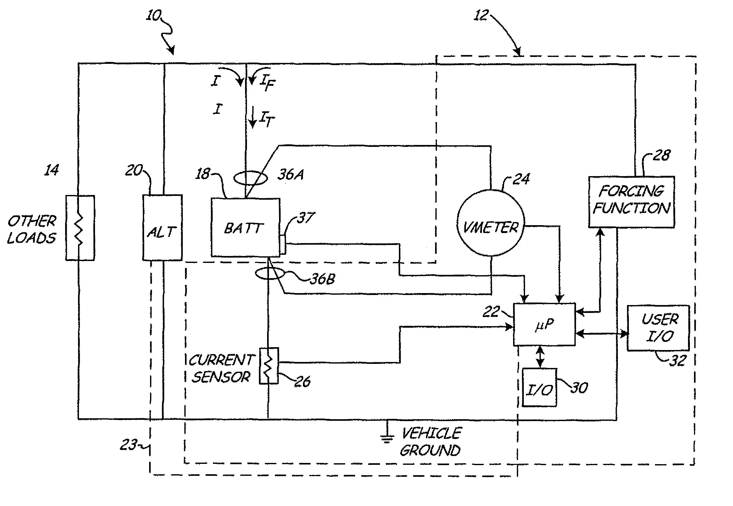patent us8493022 automotive vehicle electrical system diagnostic device patents