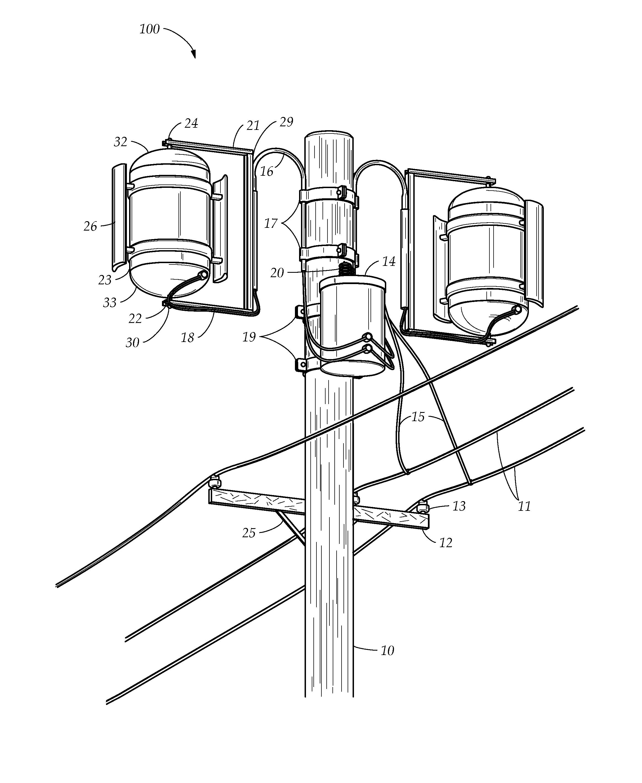 Telephone Pole Diagram – Name