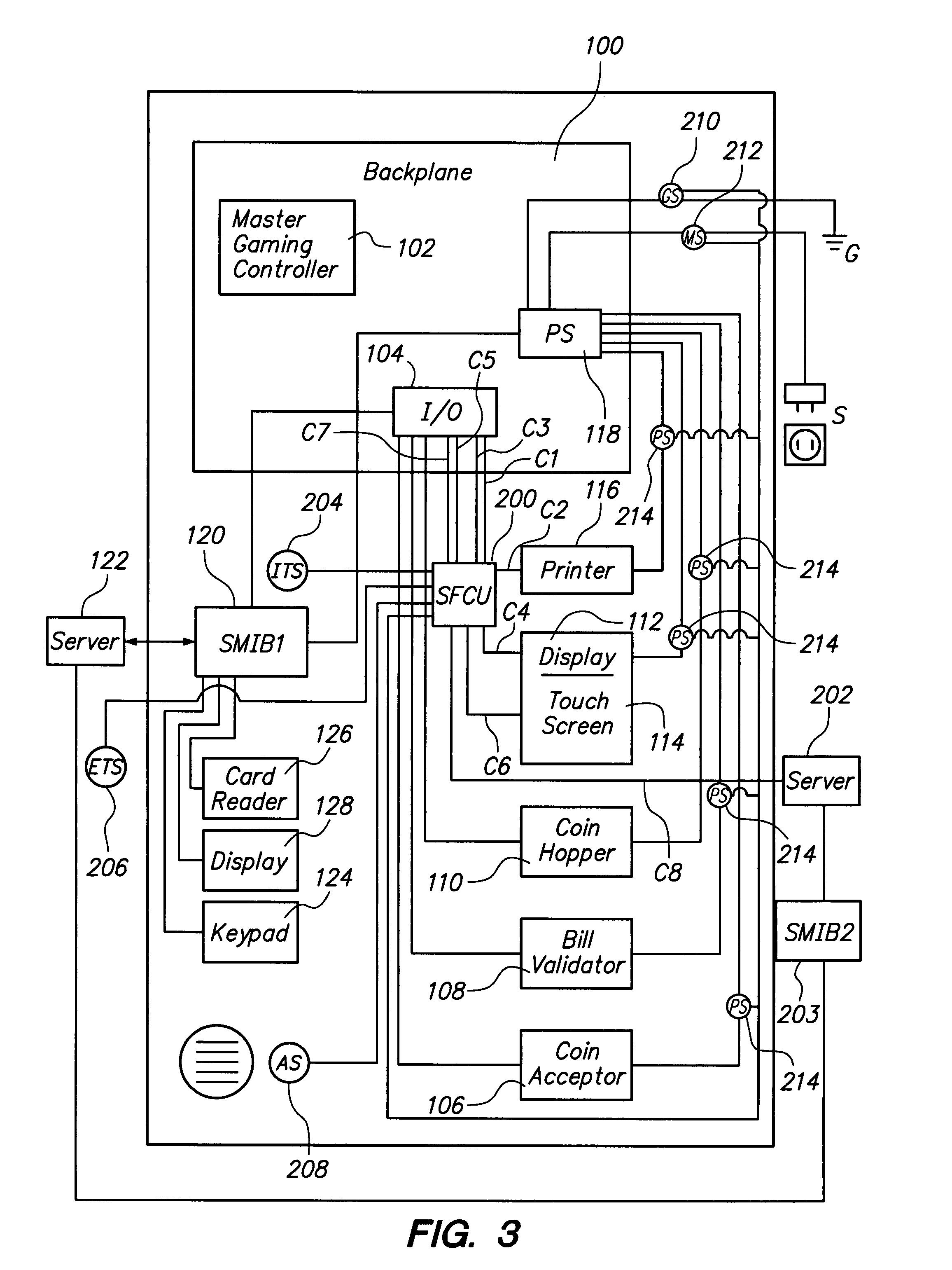 patent us8512144