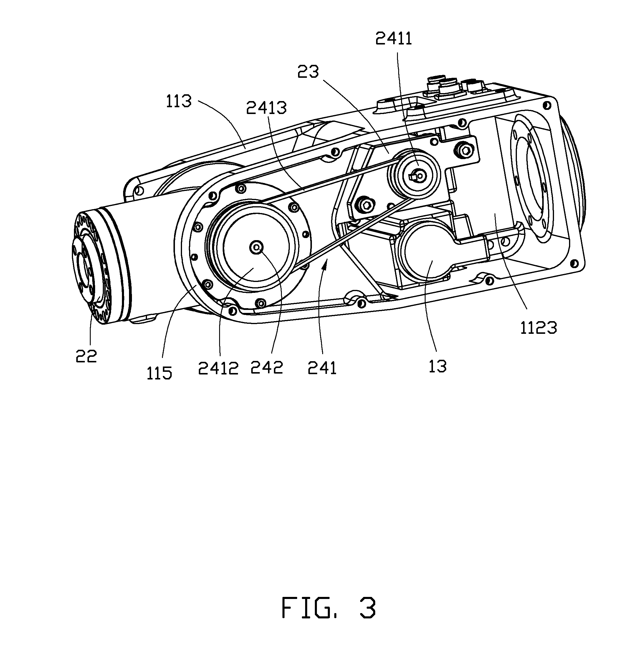 patent us8516920 - robot arm assembly
