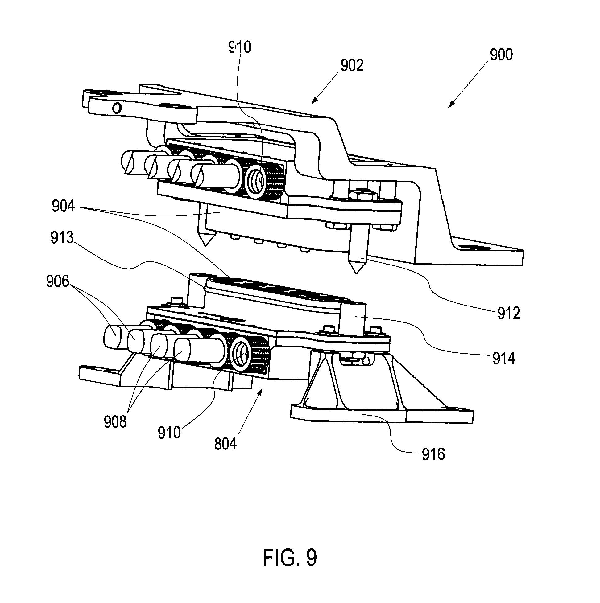 patent us8517132 electric vehicle battery system patents Komatsu Forklifts patent drawing